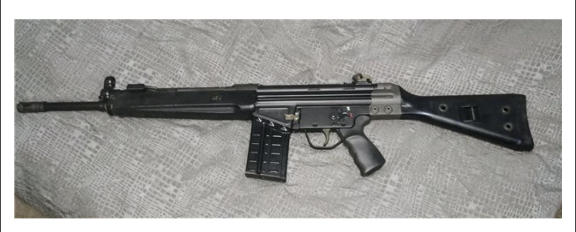 Hi folks, first HK91, actually JLD PTR91....-1468c818-073f-45c7-a6d5-f0997eaeb978.jpeg