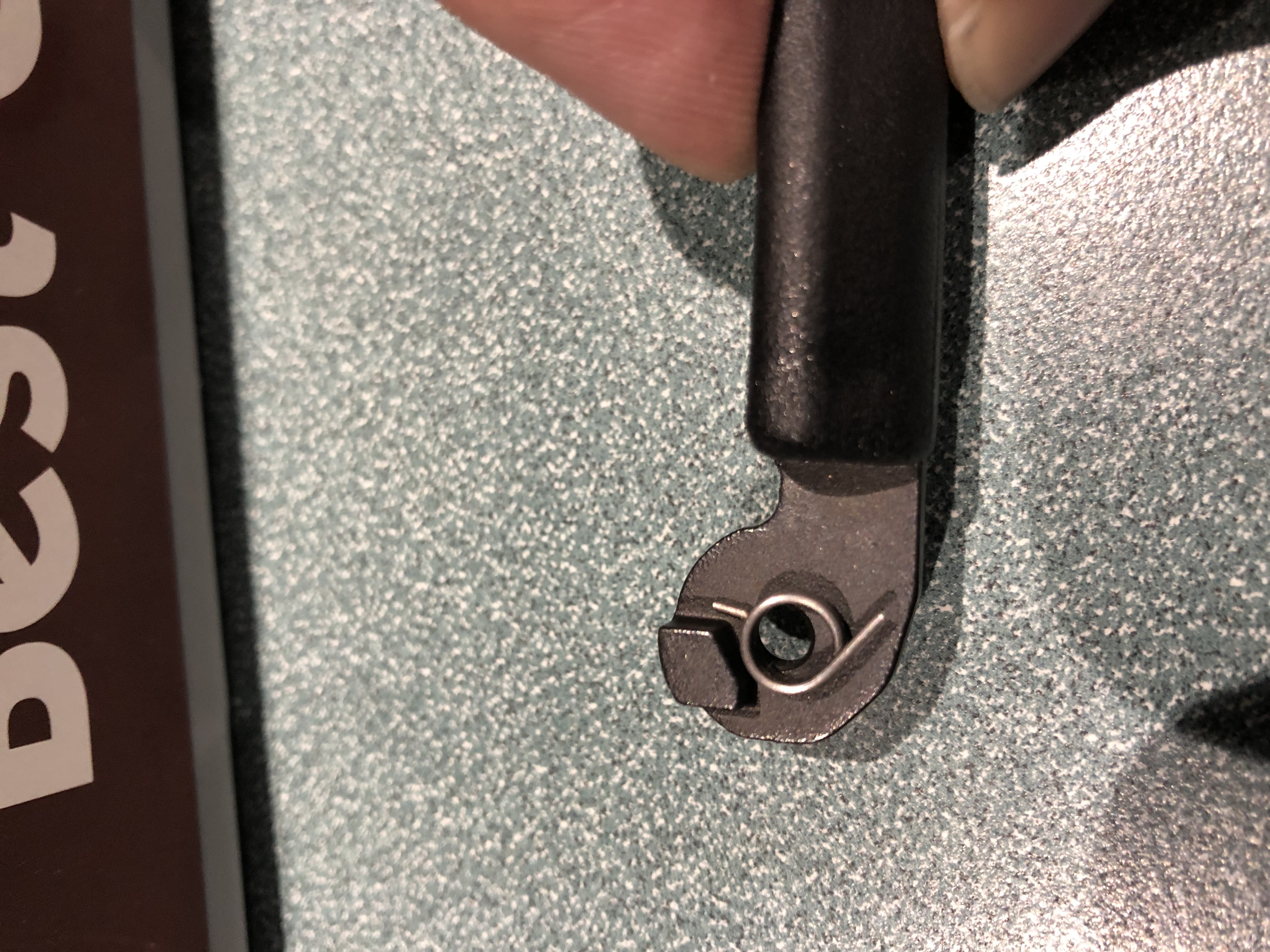 HK 630, 770, 940 - Cocking Lever (Charging Handle) Removal and Replacement-15.jpg