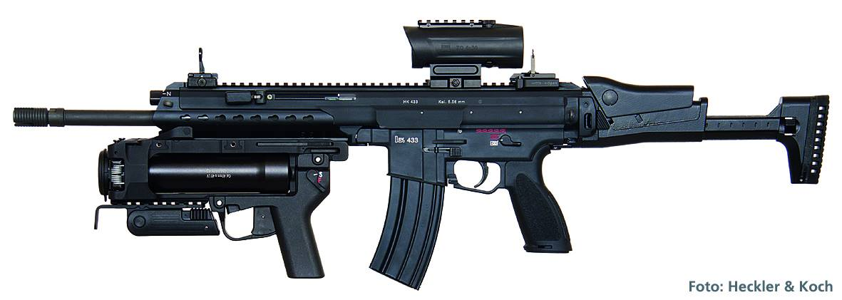 HK433 - The new assault rifle from HK-16463165_1799150297012547_4014132092610230978_o.jpg