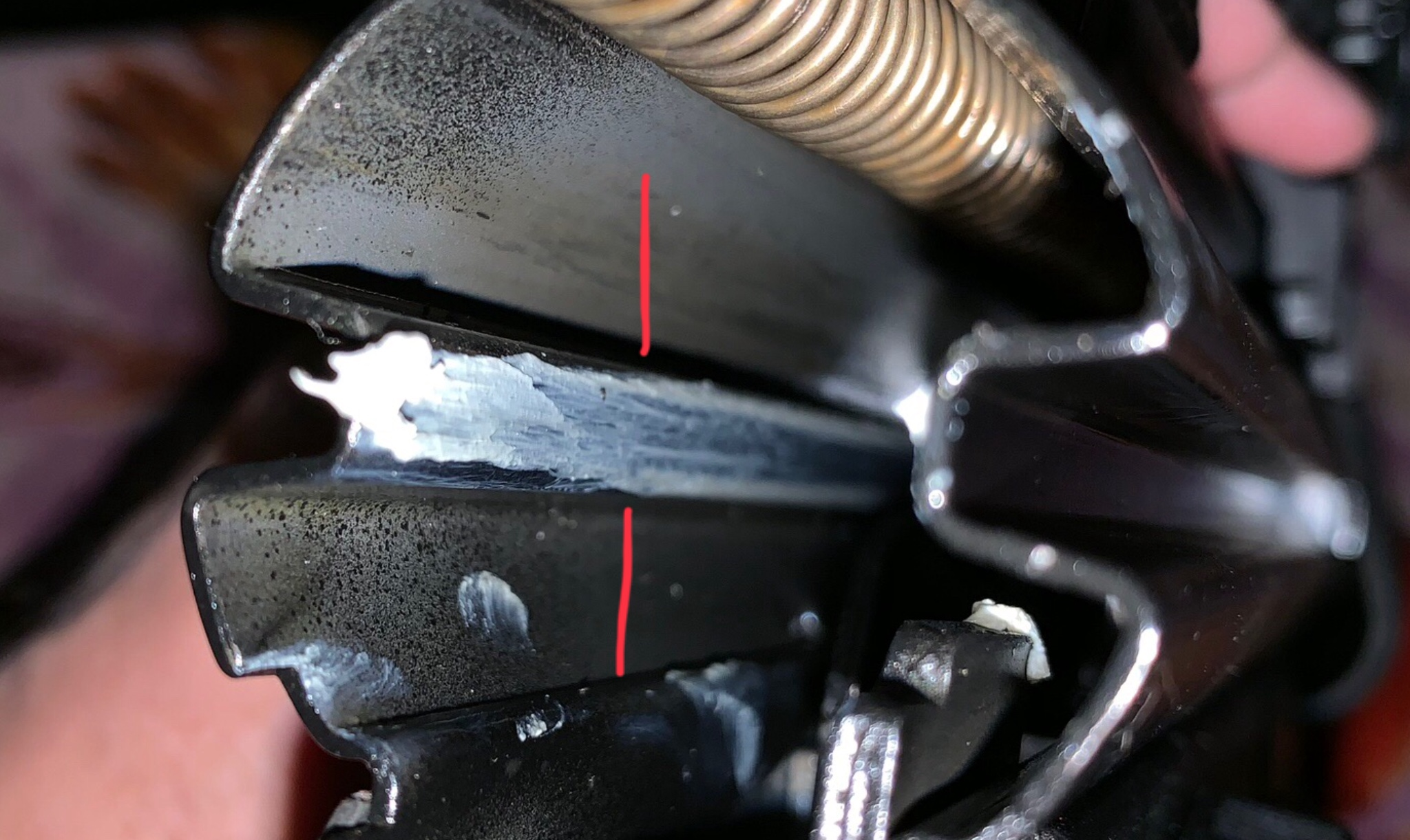 Sp5 suppressed bolt travel and knurled thread protectors-1b91cfc4-c134-462b-8b61-faac6d108868.jpeg