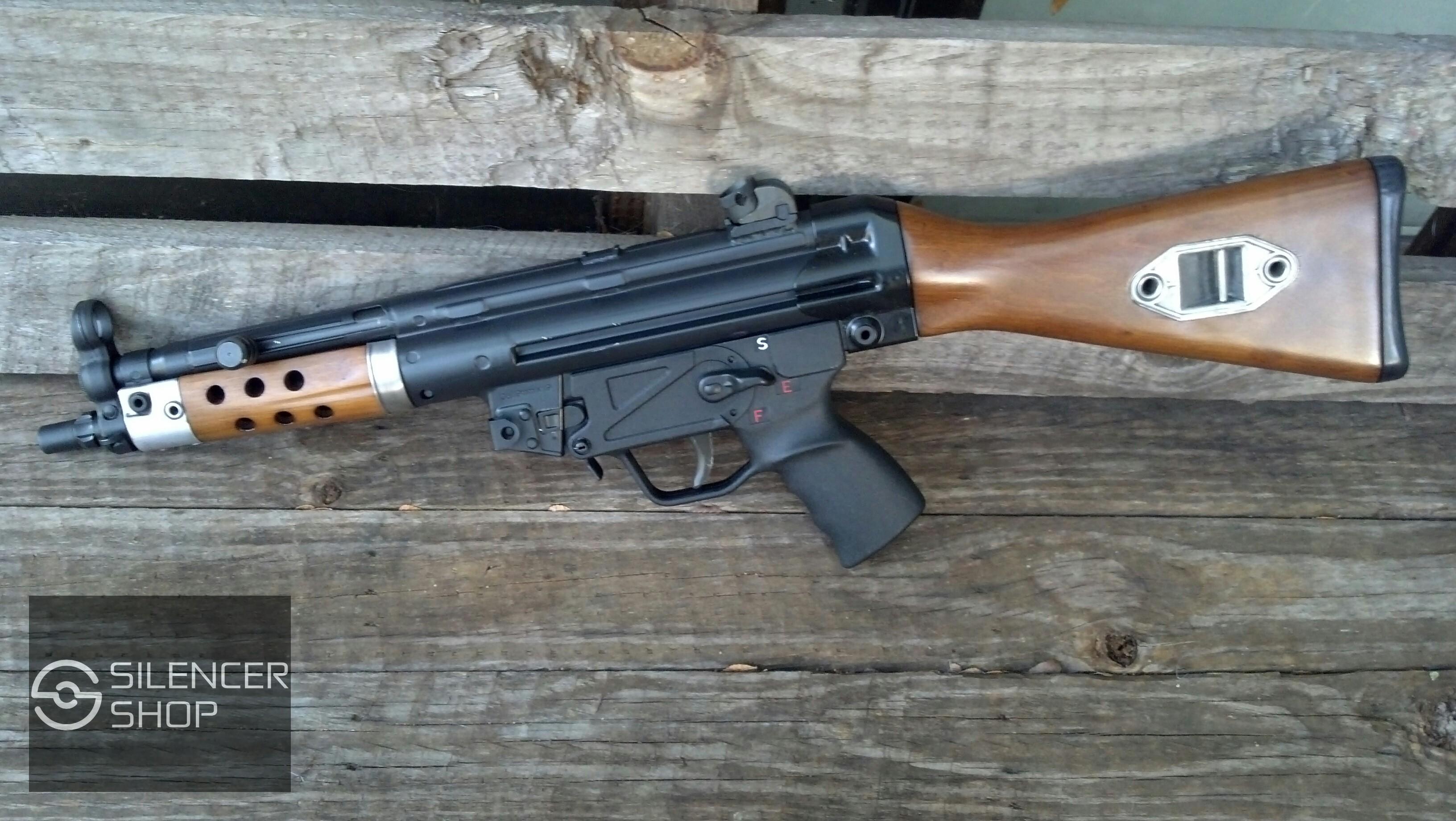 MP5 Wooden Handguard