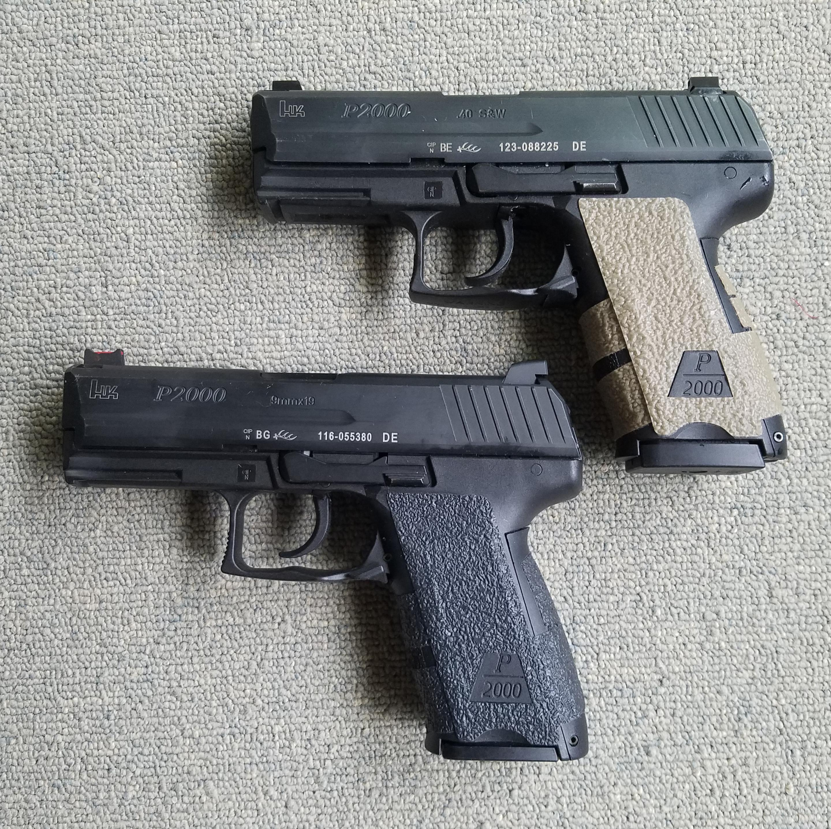 P2000 or USP 9mm? - Page 2
