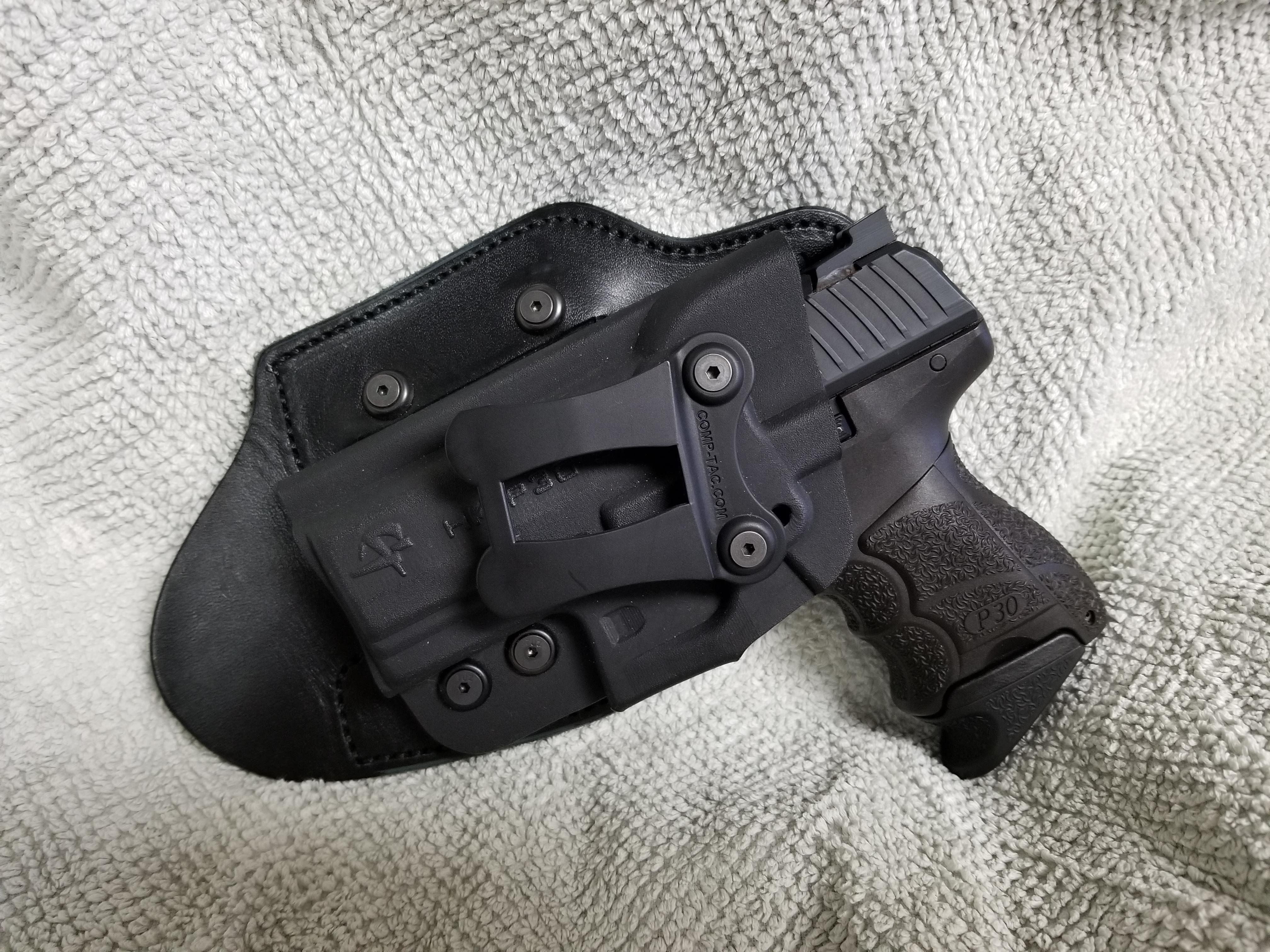 WTS: USP COMPACT 45 RH & P30SK LH holsters-20190131_170457.jpg