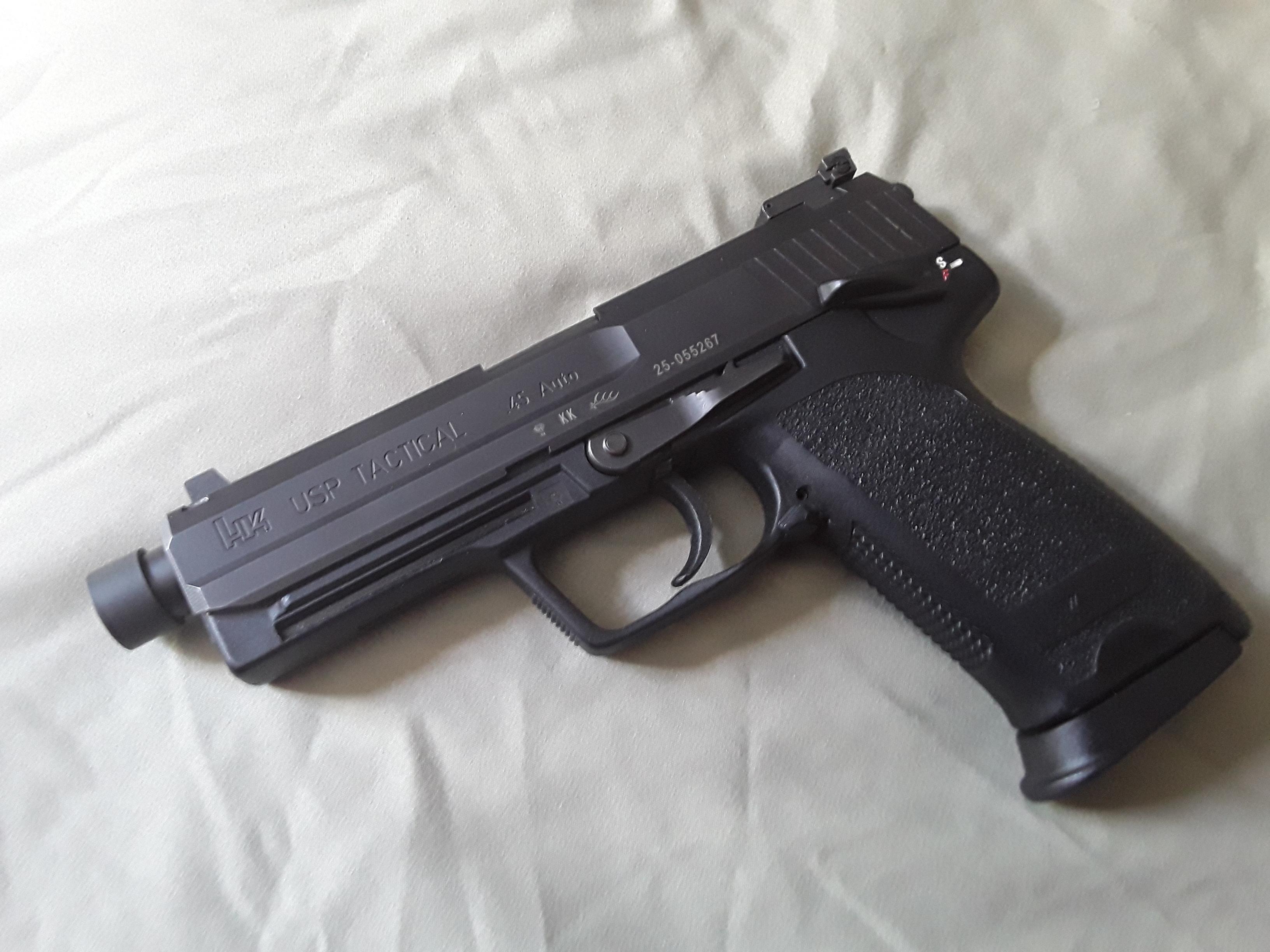 WTS: like new HK USP Tactical. KK date code-20200801_135732.jpg