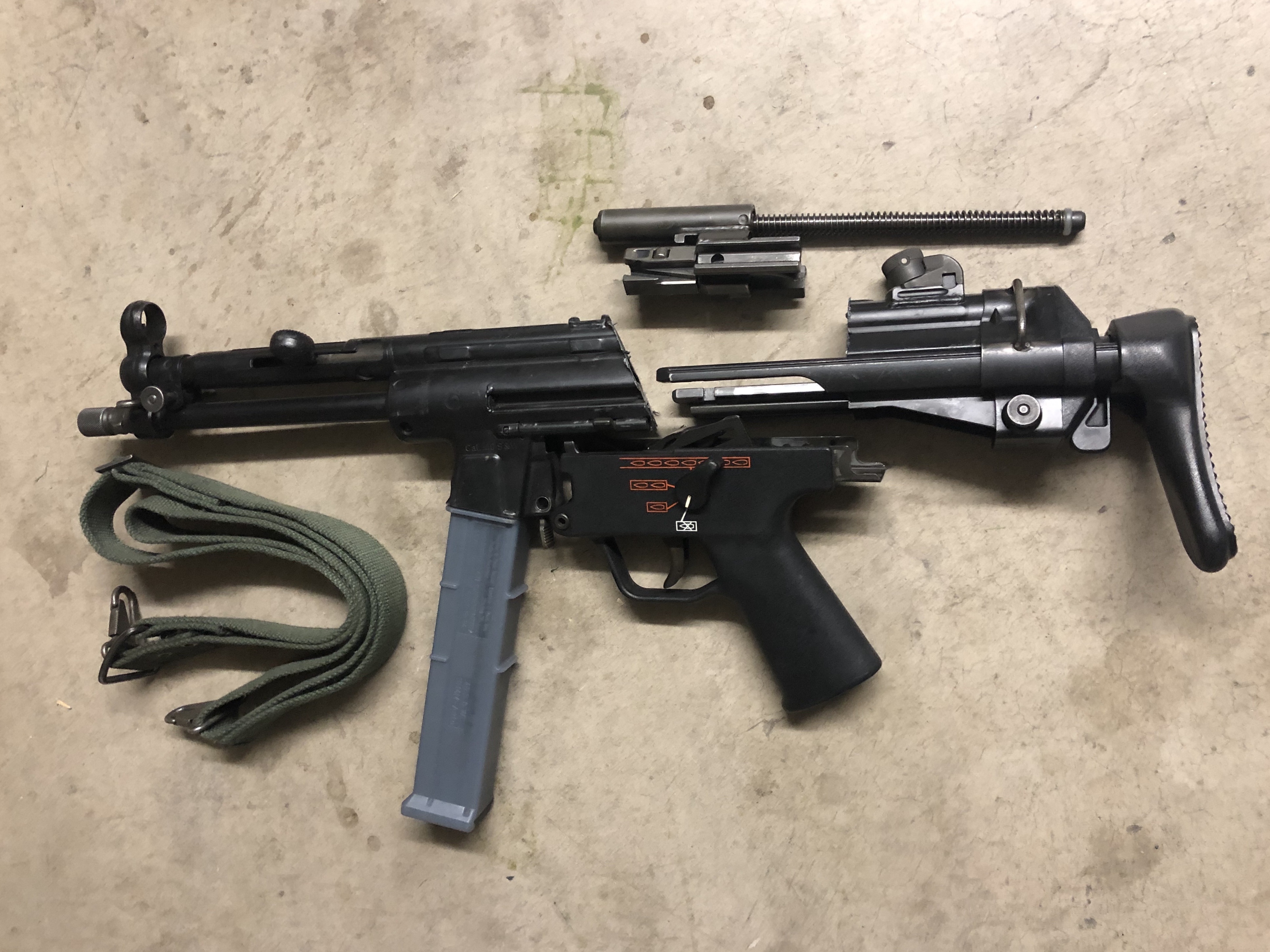 WTS: MP5A3 40 Cal Parts Kit-488d487b-4852-4c4b-9377-dc87a1ba71dc.jpeg