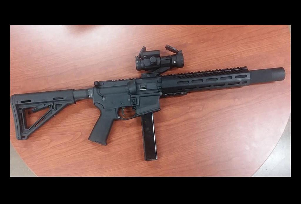 MP5 SD Silencer on my 9mm AR15 SBR-49457611296_213fdedc9f_b.jpg