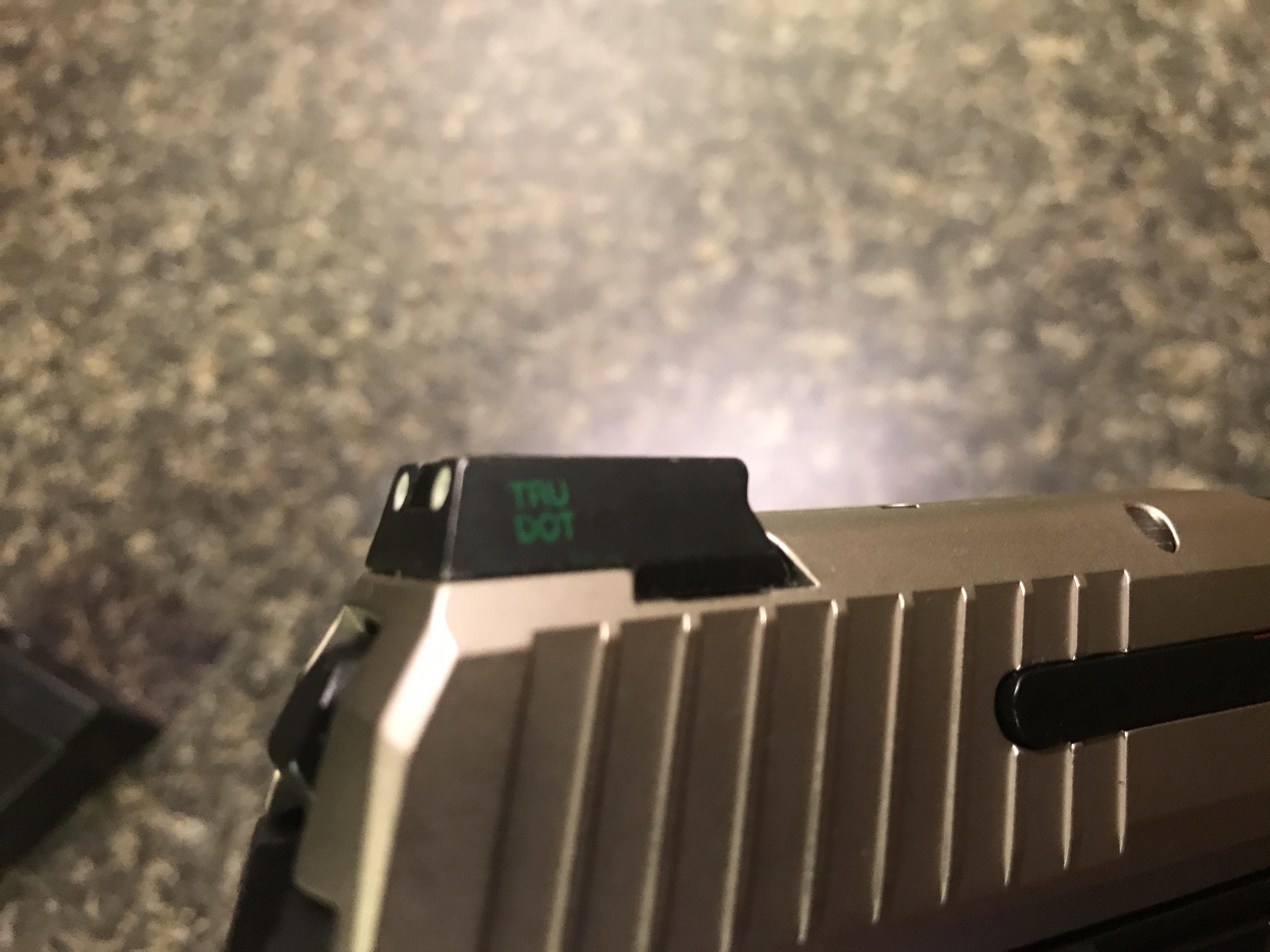 WTS:  HK45, German-made, custom finish, LEM with manual safety and night sights-4a371b0e-0e65-440e-ba65-2e1b0fc805e9.jpeg