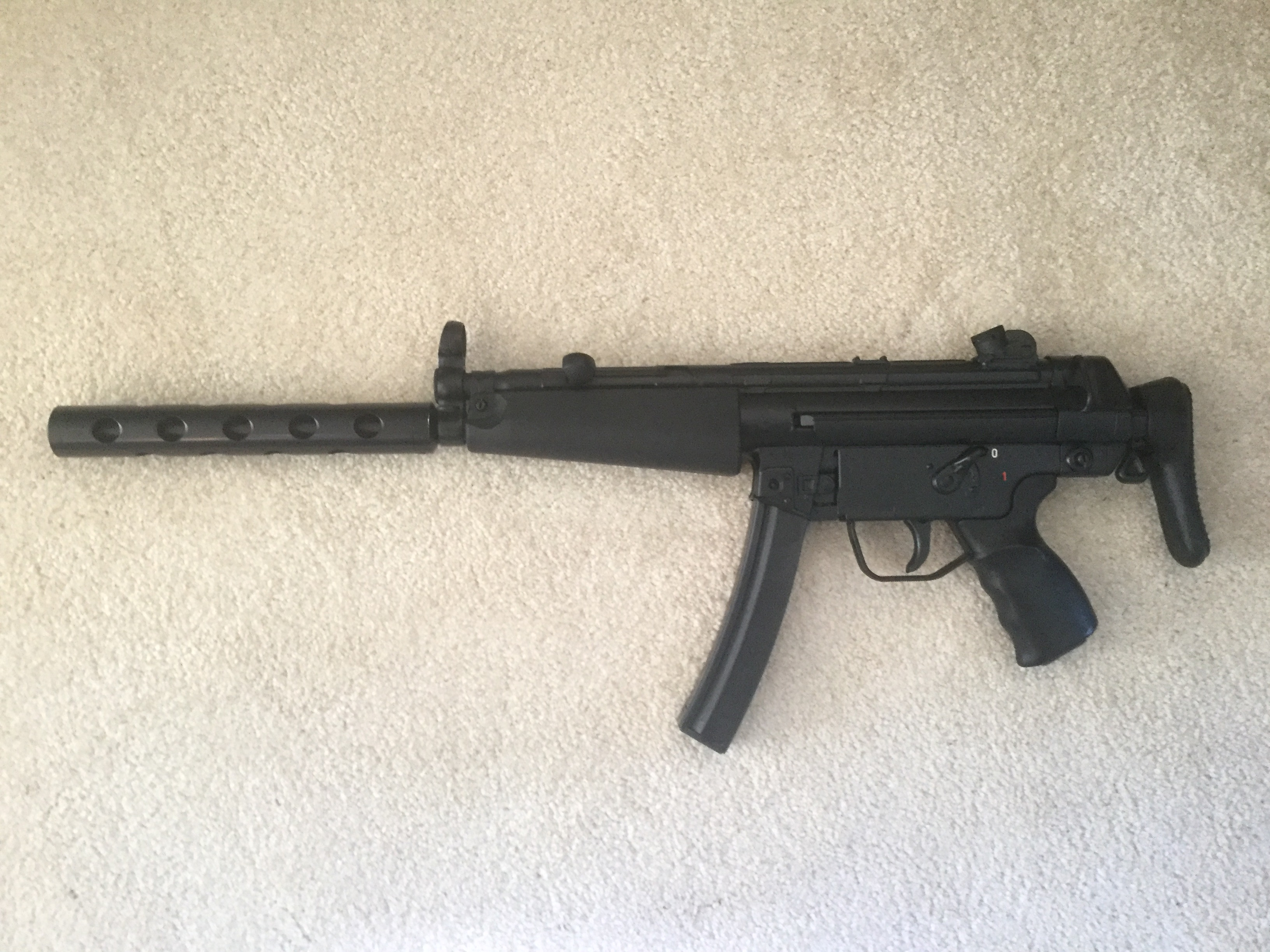 Inherited a HK94 with 16inch barrel want to swap to MP5-4feda02b-6979-428d-b4fa-3f8f09828a26.jpeg