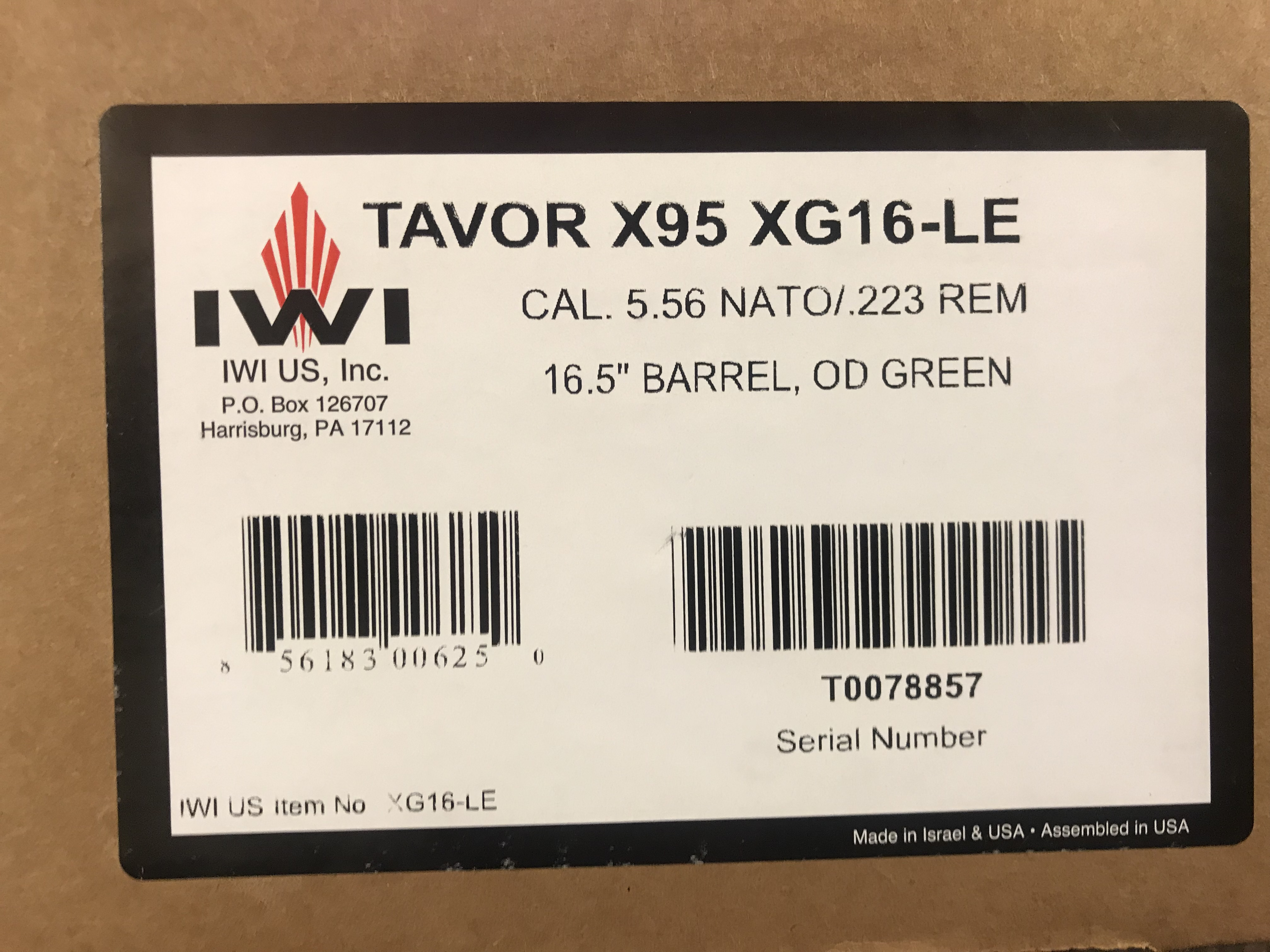 WTS:  IWI Tavor X95 OD Green 5.56mm-6fdd13f8-59f0-4994-a444-7518967a24fa.jpeg