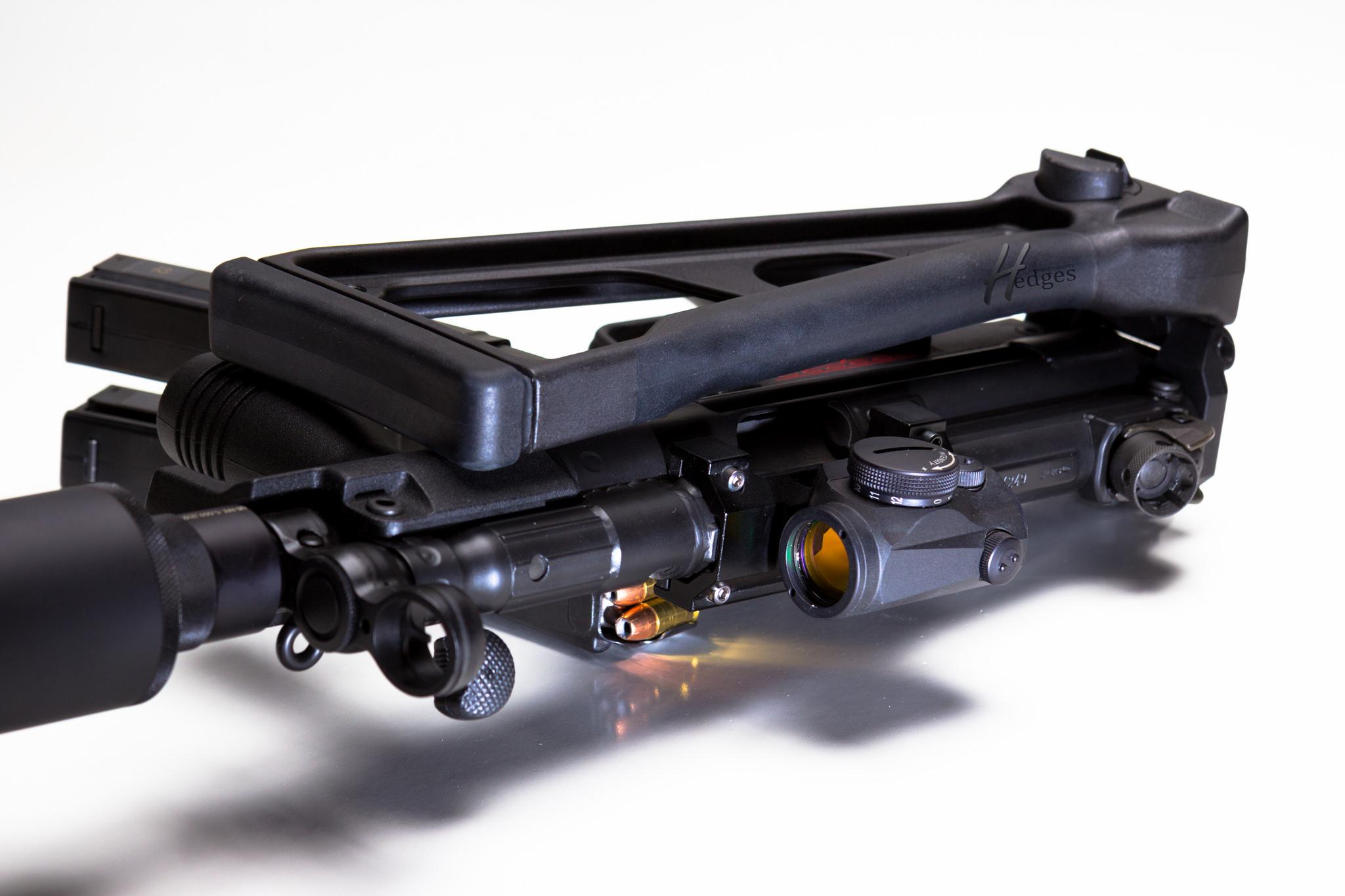 MP5k with Gemtech Mk9K-8484025610_d300f68a97_k.jpg
