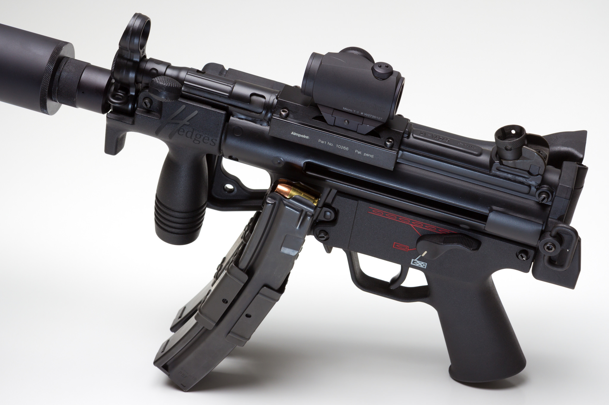MP5k with Gemtech Mk9K-8484027722_e8b3618b16_k.jpg