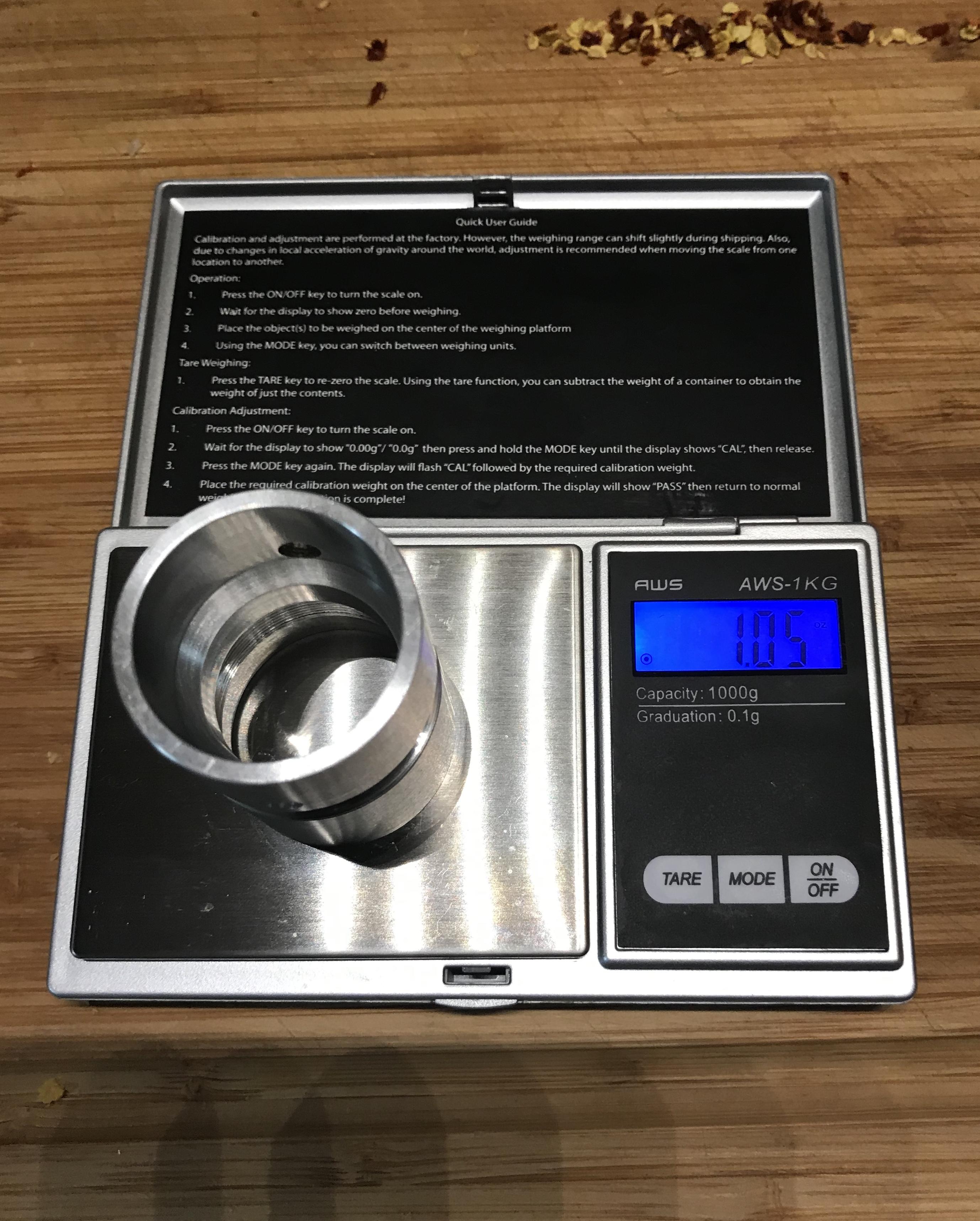 SOLD: HK 416A5 Barrel Nuts-a5-aluminum.jpg