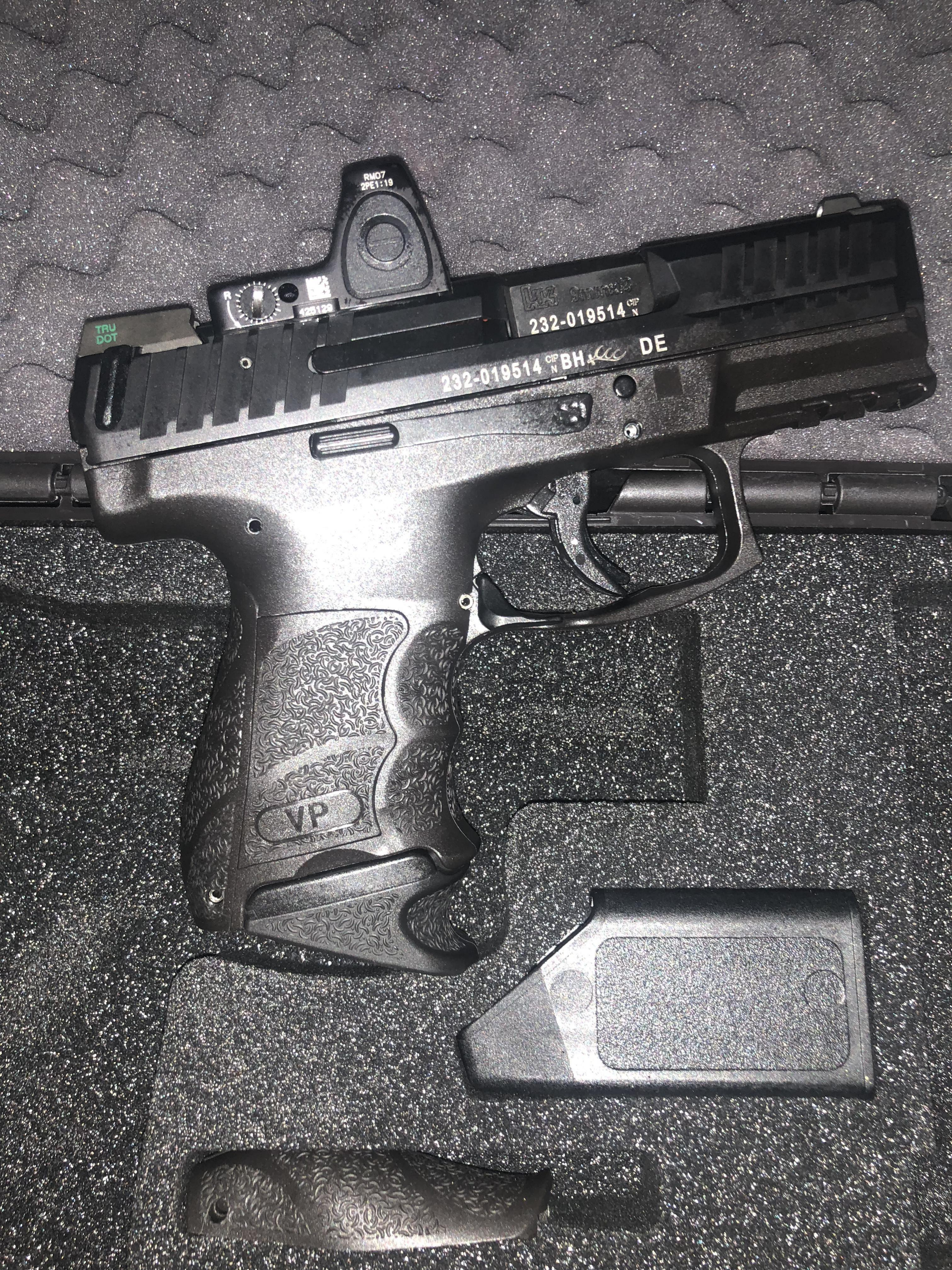 Just received my VP9sk with RMR