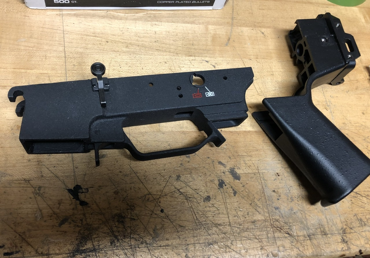 WTS/WTT: HK USC to UMP lower - Magwell opened for USC w/ Magpul ACR Stock adapter-ab224014-73cb-4cd8-b69b-df89f9c990ff.jpeg