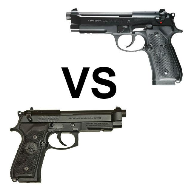 Beretta 92A1 Vs Beretta M9A1: Battle Of The Big Berettas-beretta-92a1-vs-beretta-m9a1.jpg