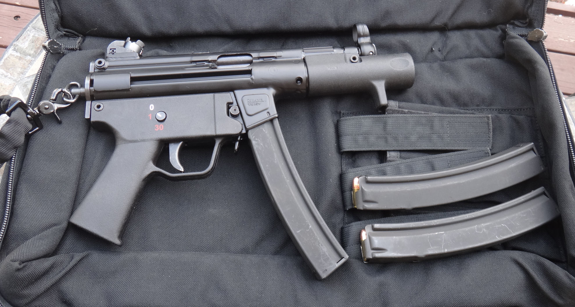 I'm actually excited I just broke my ejector on my MP5K PDW Clone...-ca89k1.jpg