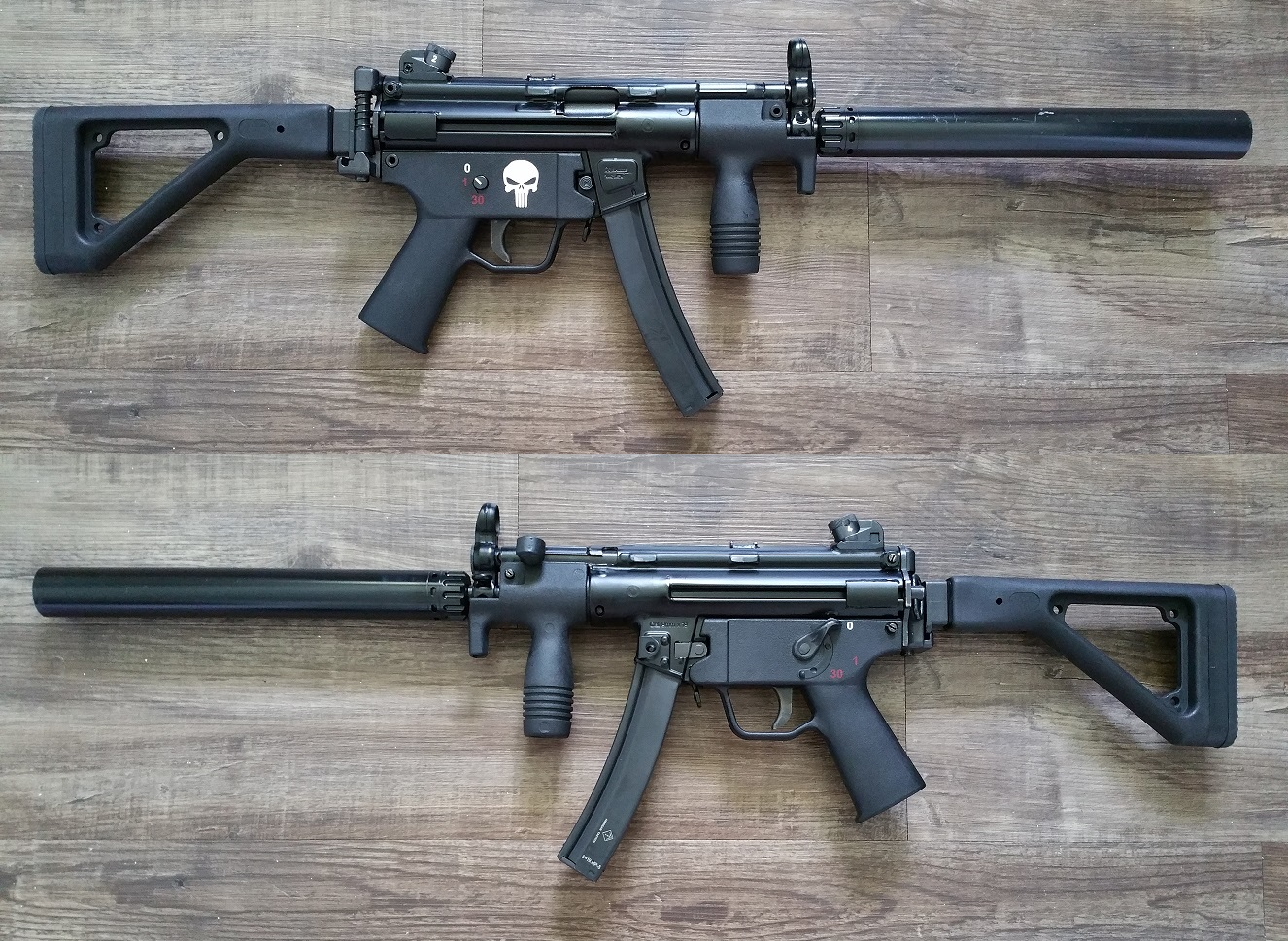 I'm actually excited I just broke my ejector on my MP5K PDW Clone...-cohariearmsca89.jpg