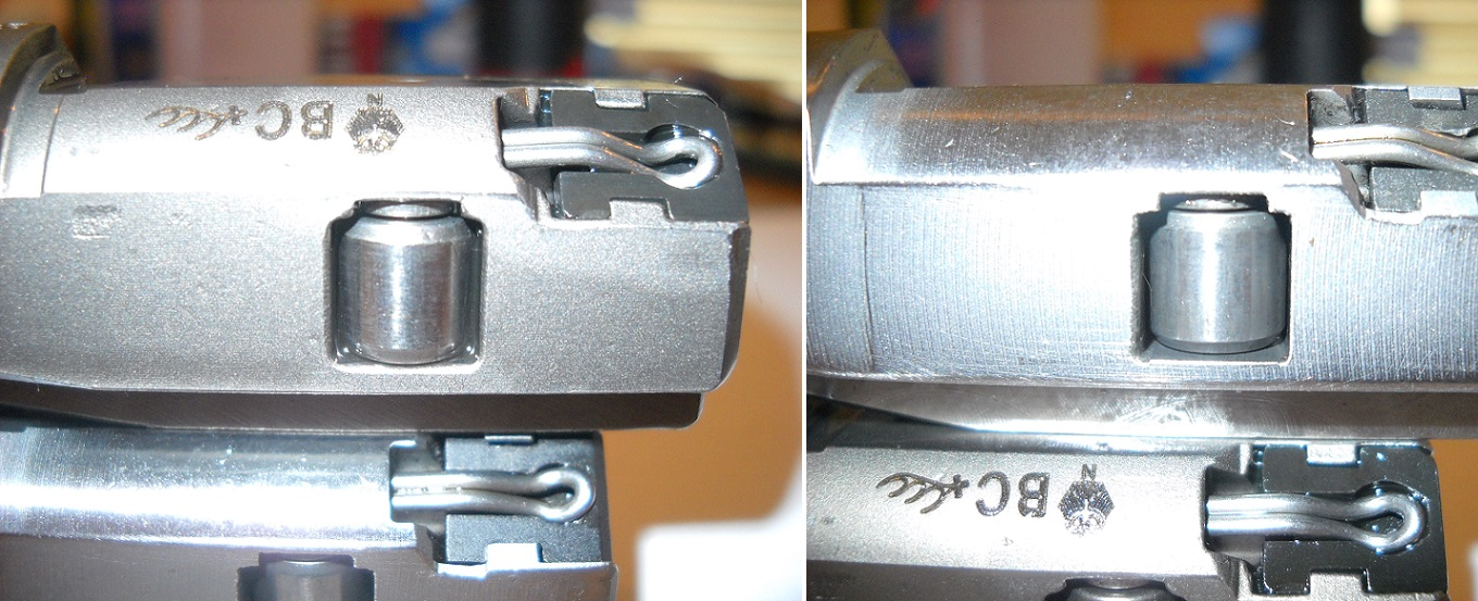 Concerning the Internal Components of a PTR-91