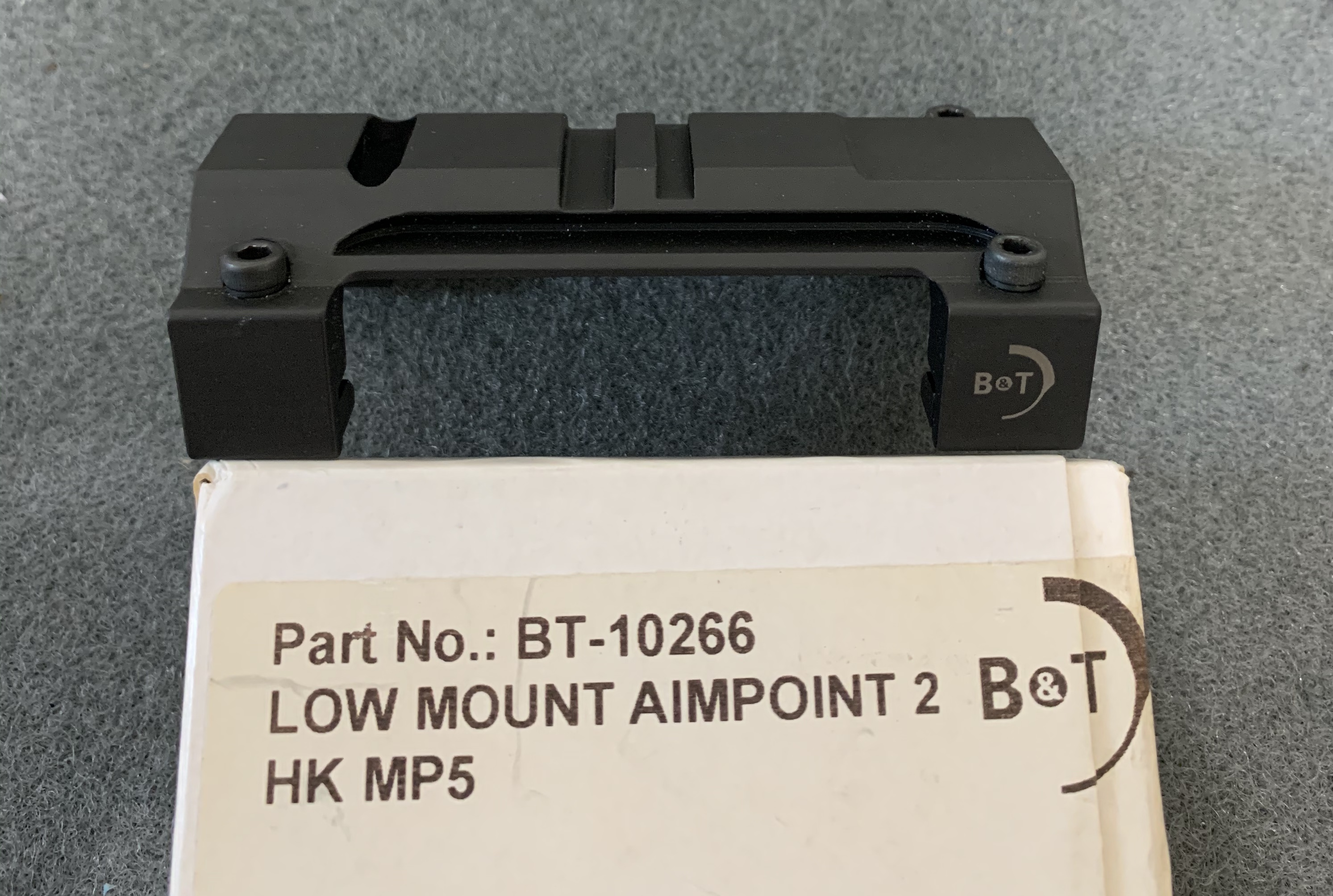 WTS: B&T 10266 Low Mount for Aimpoint, etc-e654124e-4826-44f5-9efe-916ebafce67d.jpeg