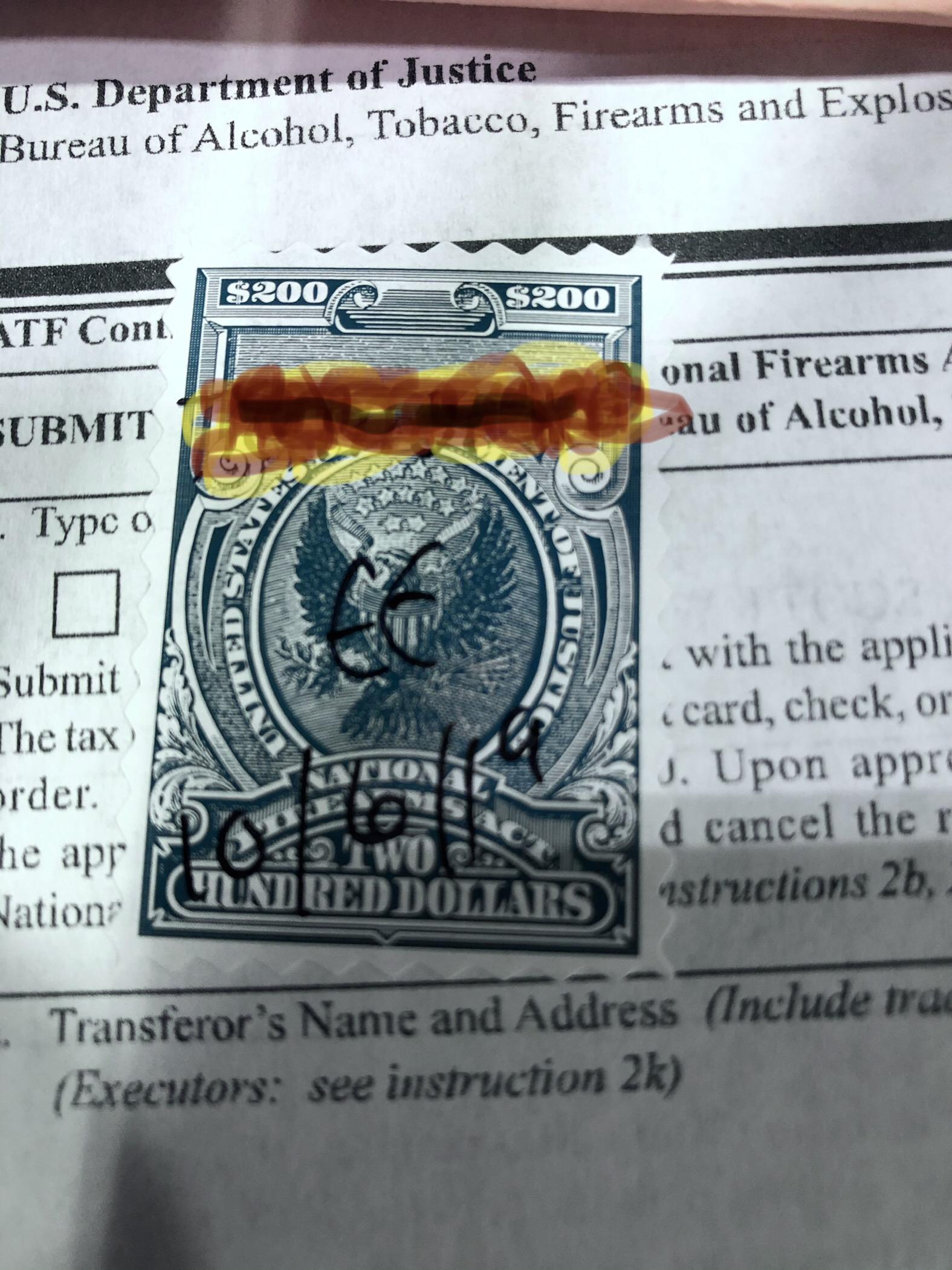NFA tax stamp in 75 days (Z5RS)-edeb9ff4-f2ff-4c14-ad7a-c2f943c1cd85_1571515289018.jpeg