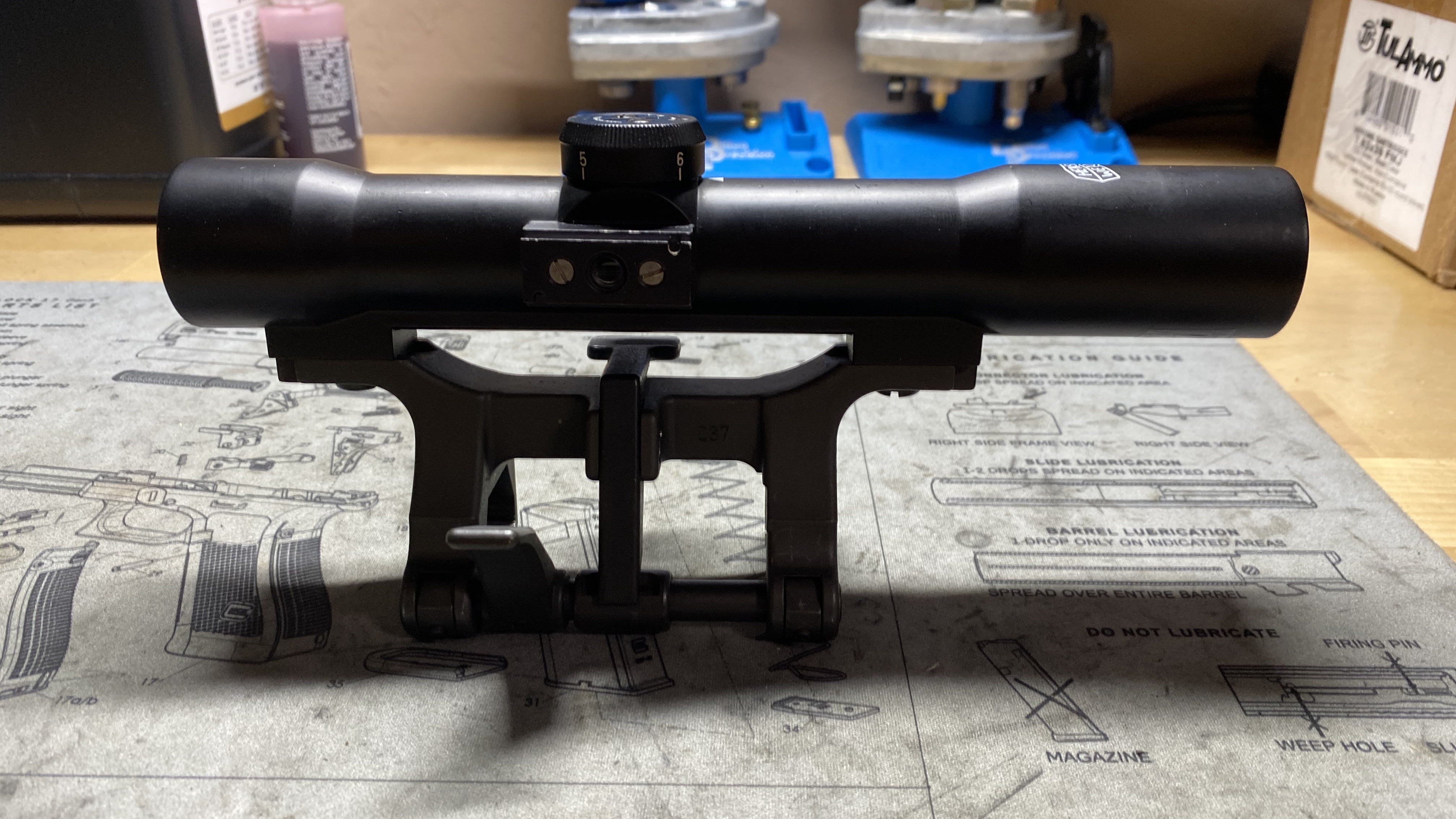 WTS: Hensoldt Wetzlar Fero Z24 scope-ee5f6fb7-cf65-4bf2-9148-a5841de03c08.jpeg