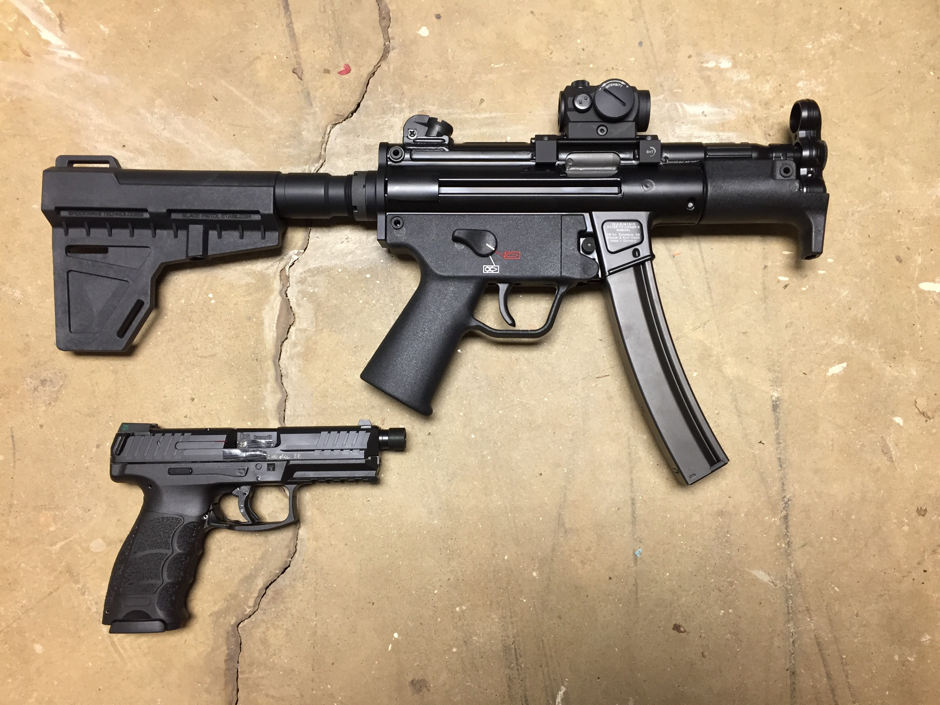 Sp5k Folding Pistol Brace In Stock At Hk Parts Page 3