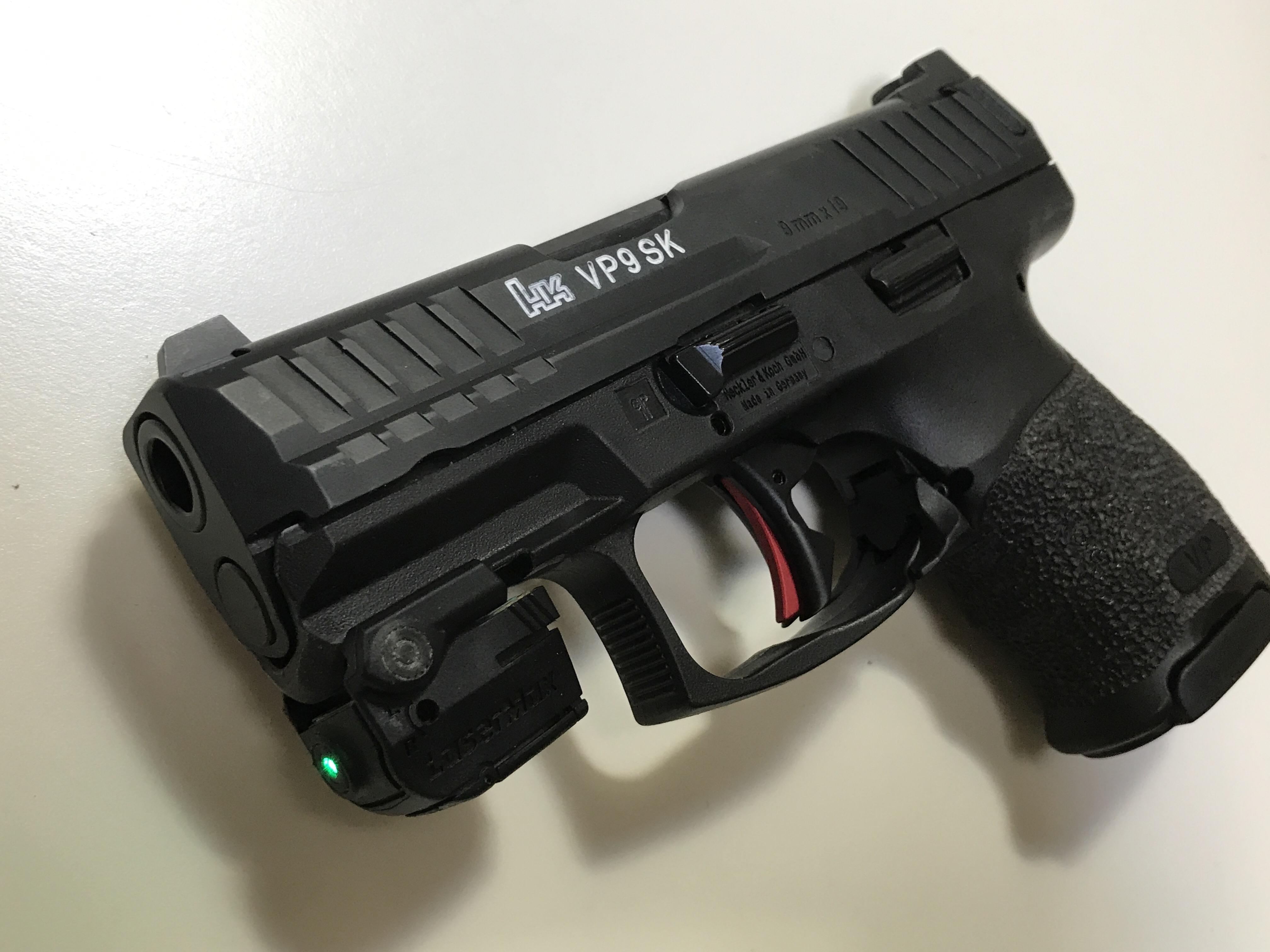 Laser For A Vp9 Sk