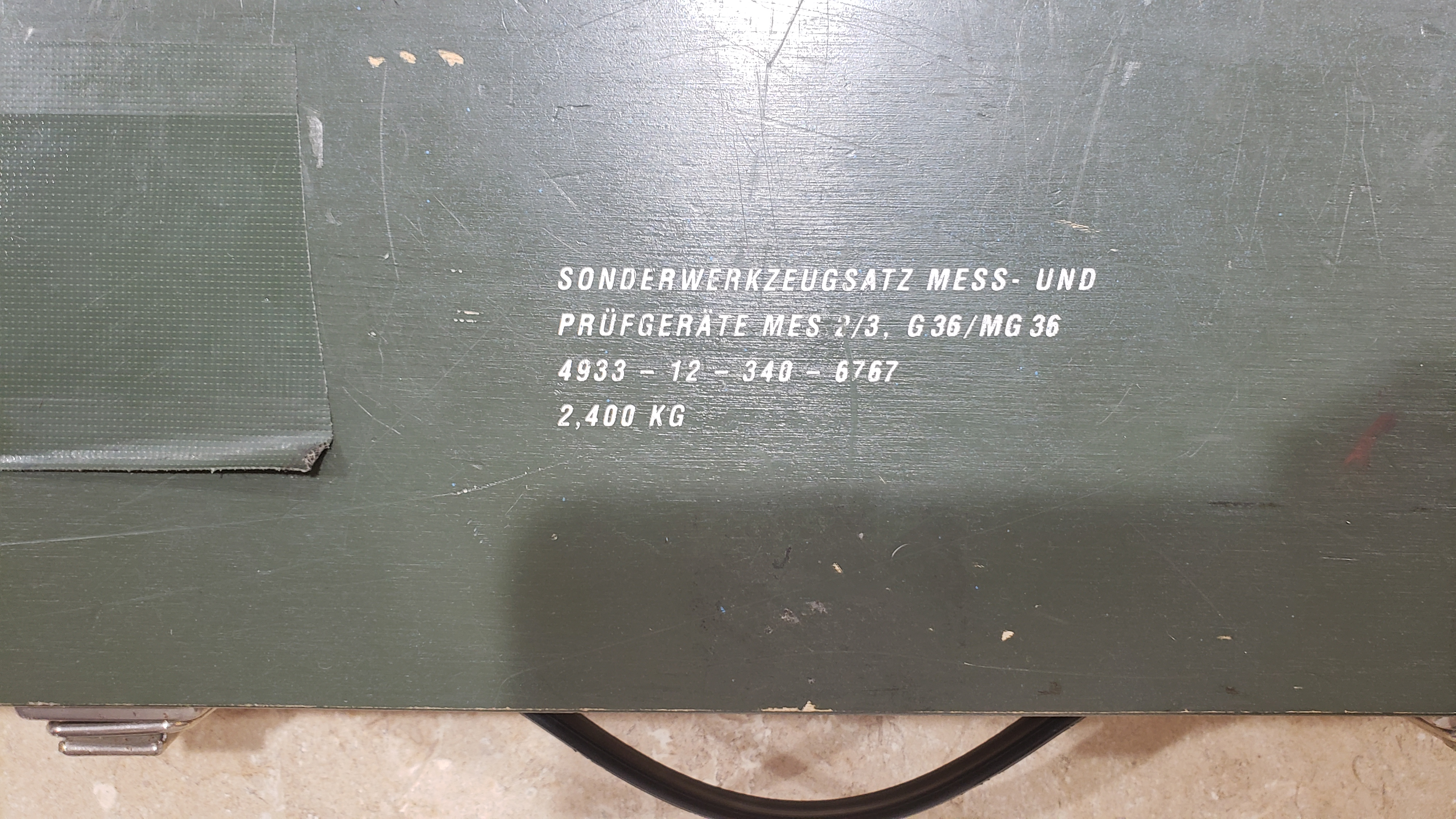 WTS: C93 Furniture, LDI MP5 Vis laser, A3 Pistol Brace, G36 Armorer's Kit *New Items*-g36-1.jpg
