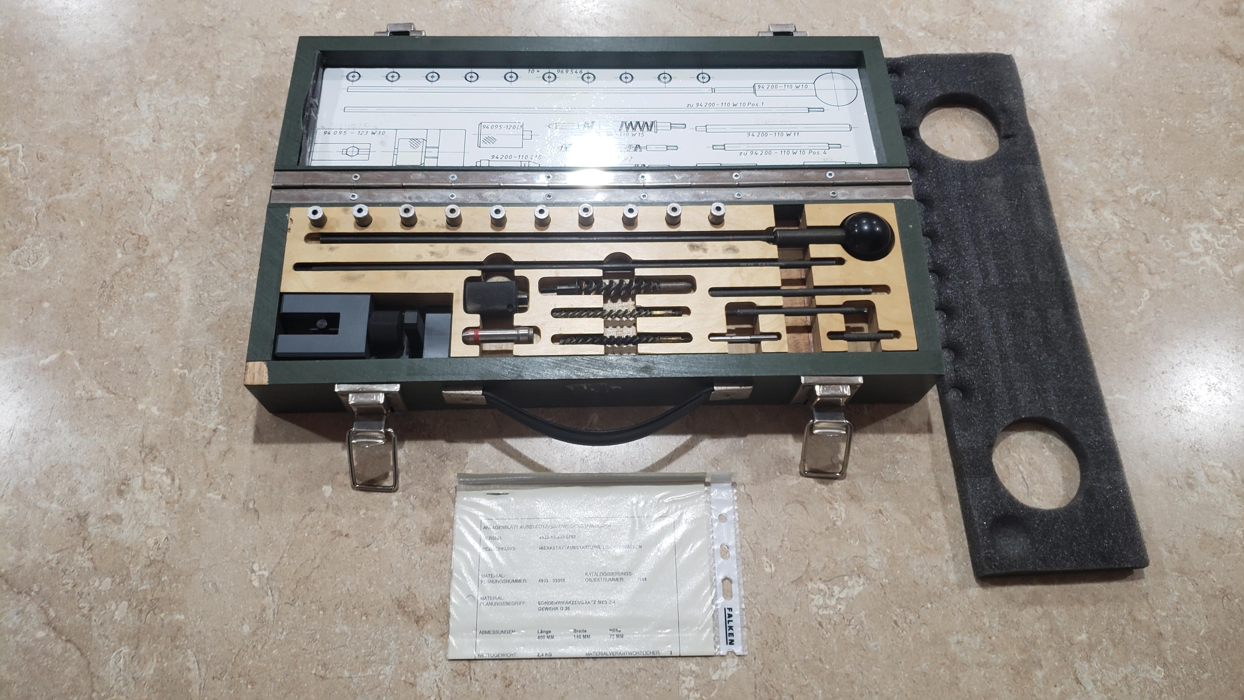 WTS: C93 Furniture, LDI MP5 Vis laser, A3 Pistol Brace, G36 Armorer's Kit *New Items*-g36-3.jpg
