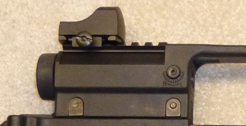 G36 Optic Question  Did Hensoldt ever released an Optic with