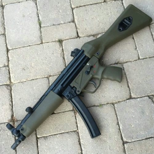 GREEN MP5 Furniture Back In Stock At RTG !