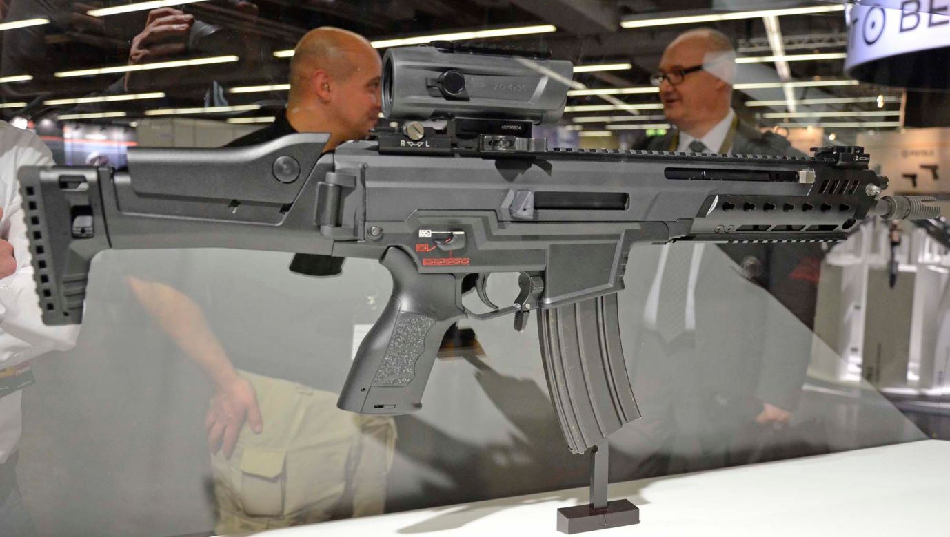 HK433 - The new assault rifle from HK - Page 39
