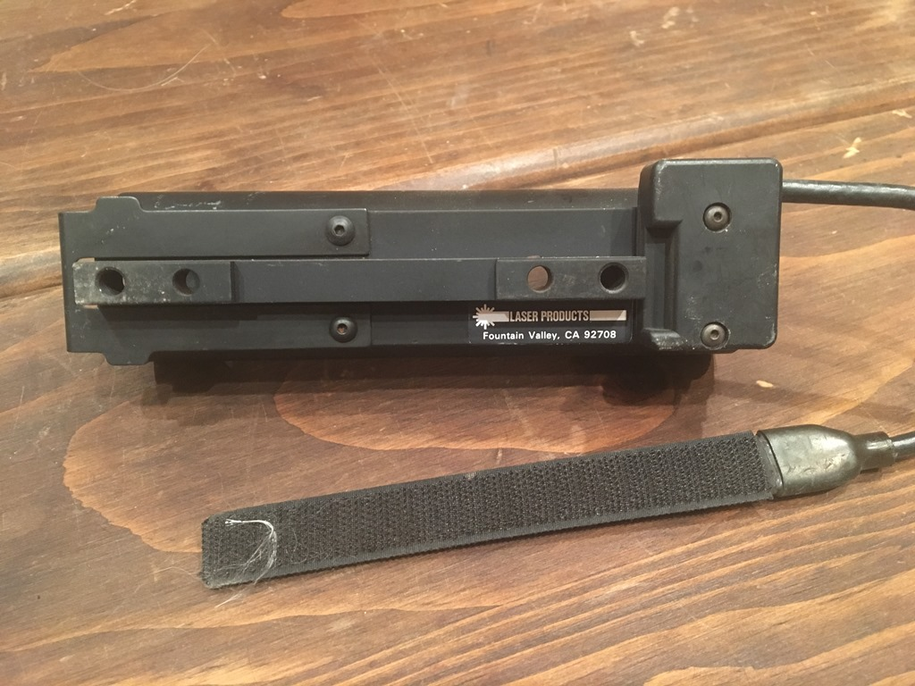 Please help ID this mount/switch - came with HK53 demilled parts kit
