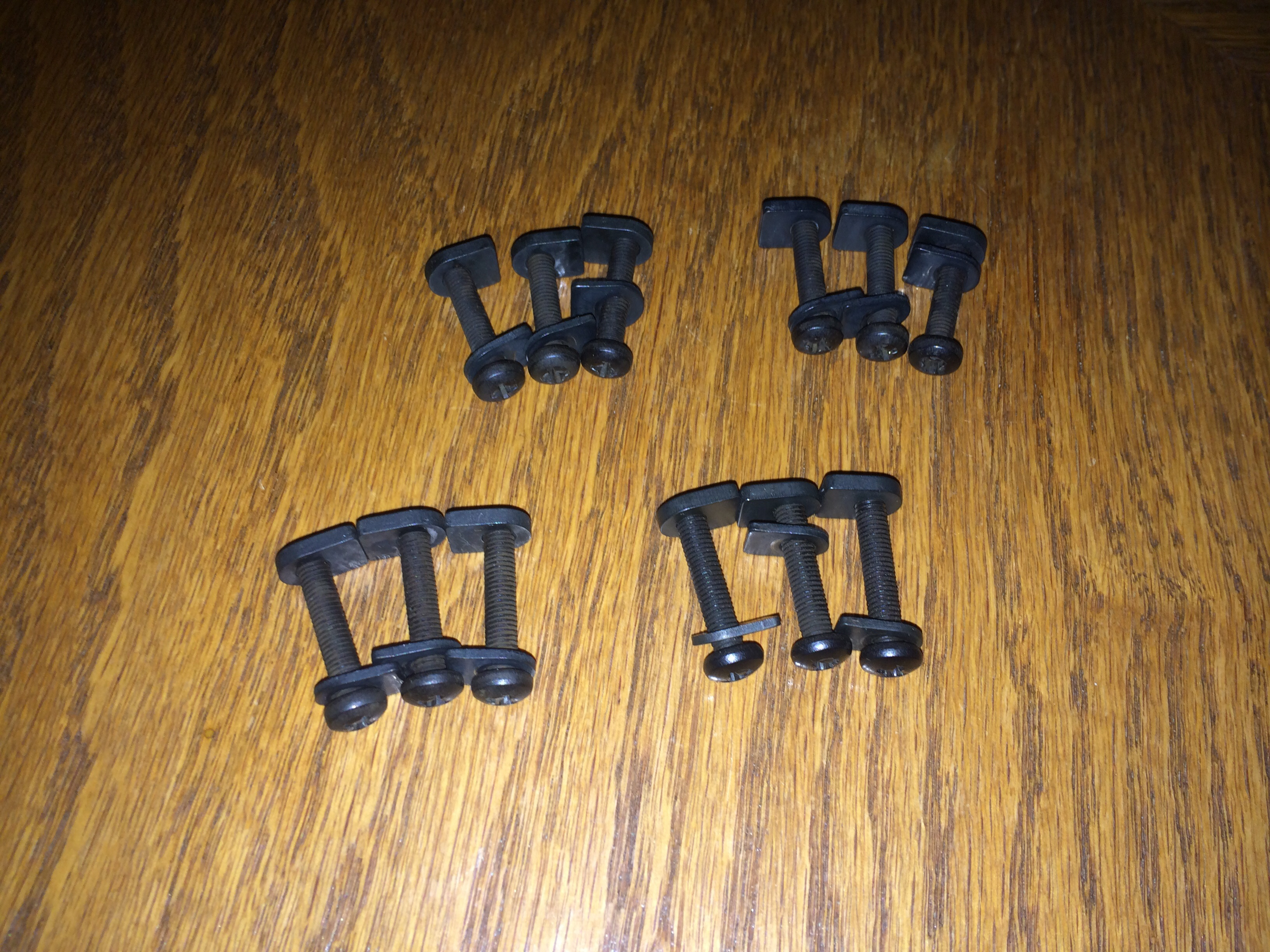 SOLD: SL8/G36 Top Rail Hardware Kit-image.jpg