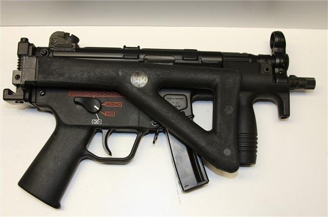 HK MP5K-N PDW SBR KA date code