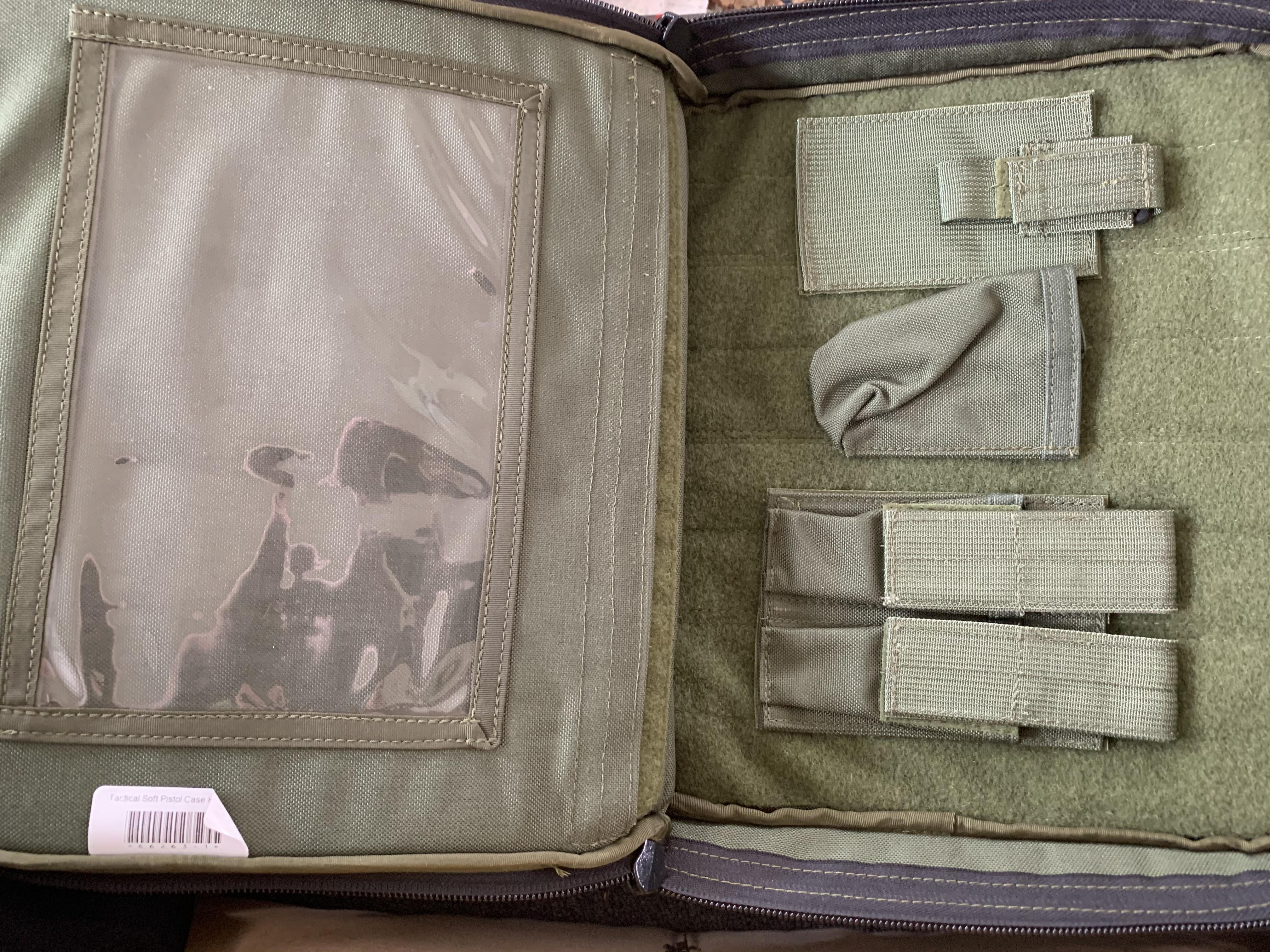 WTS: HK TACTICAL PISTOL BAG OD Green $old shipped-image0-5.jpg