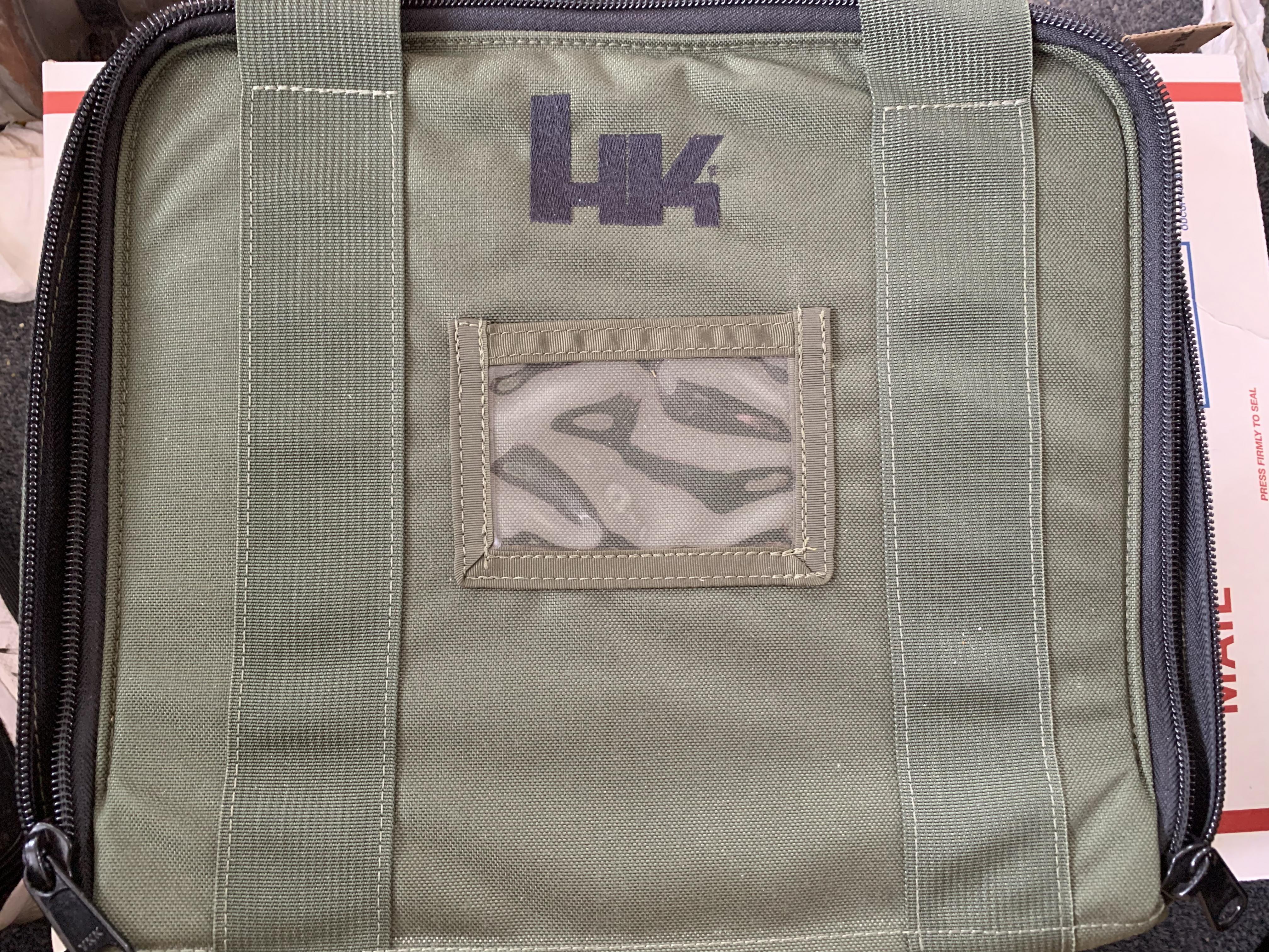 WTS: HK TACTICAL PISTOL BAG OD Green $old shipped-image1-4.jpg