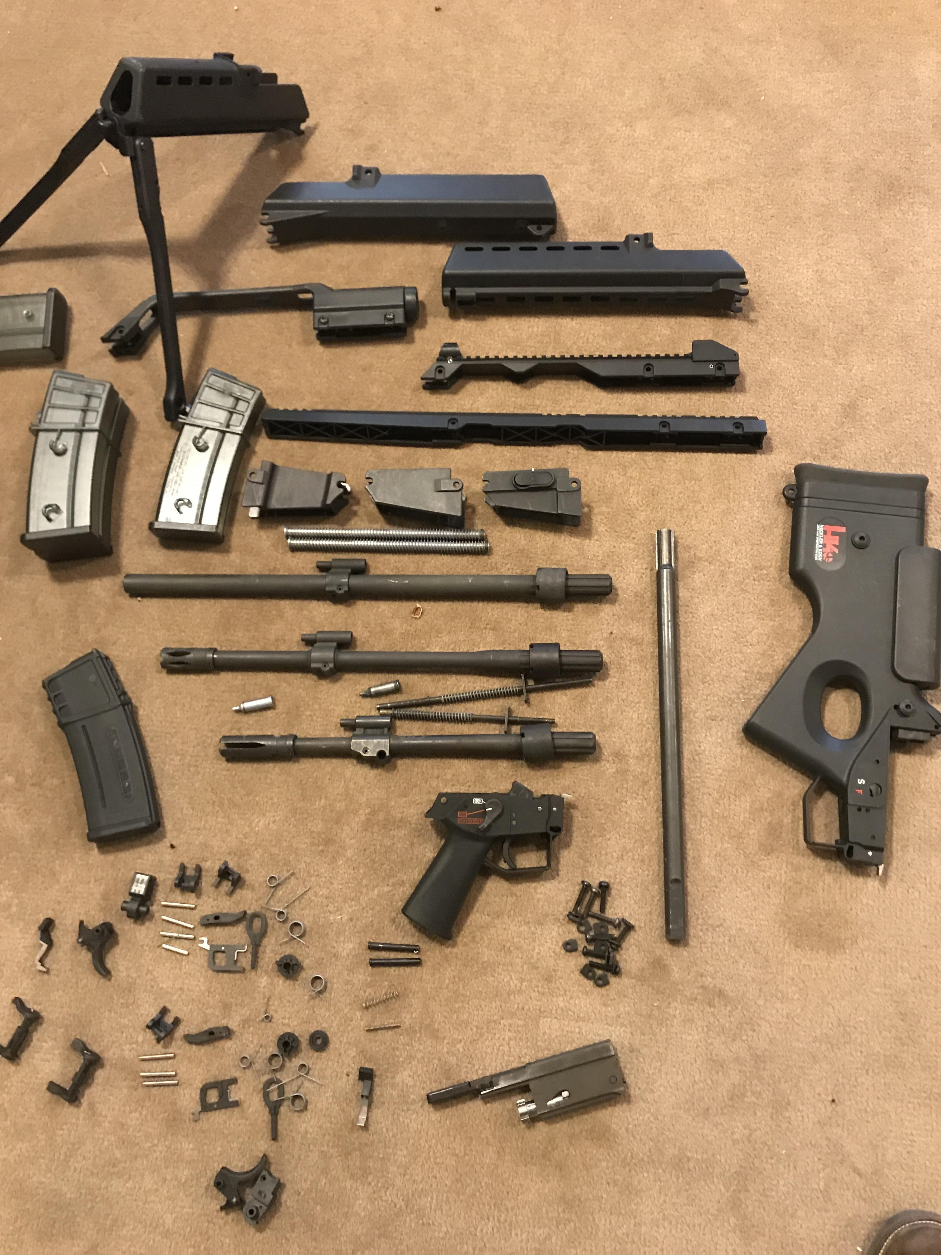 WTS: HK G36/G36k/SL8 parts, barrels, mandrel, etc-image_1524431387099.jpg