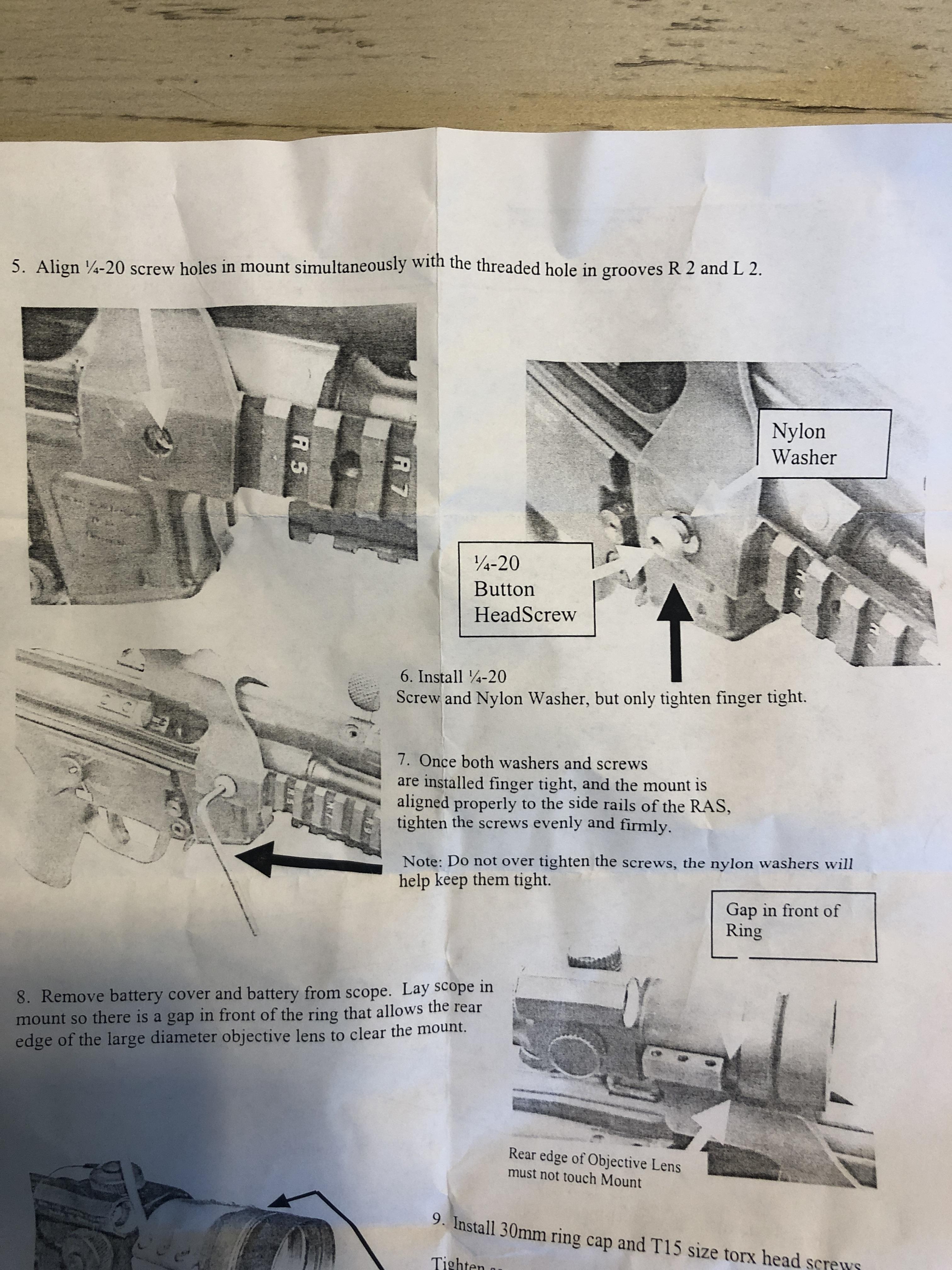 HK MP5/HK53 Surefire tri-rail Hand guards-image_1594310349583.jpg