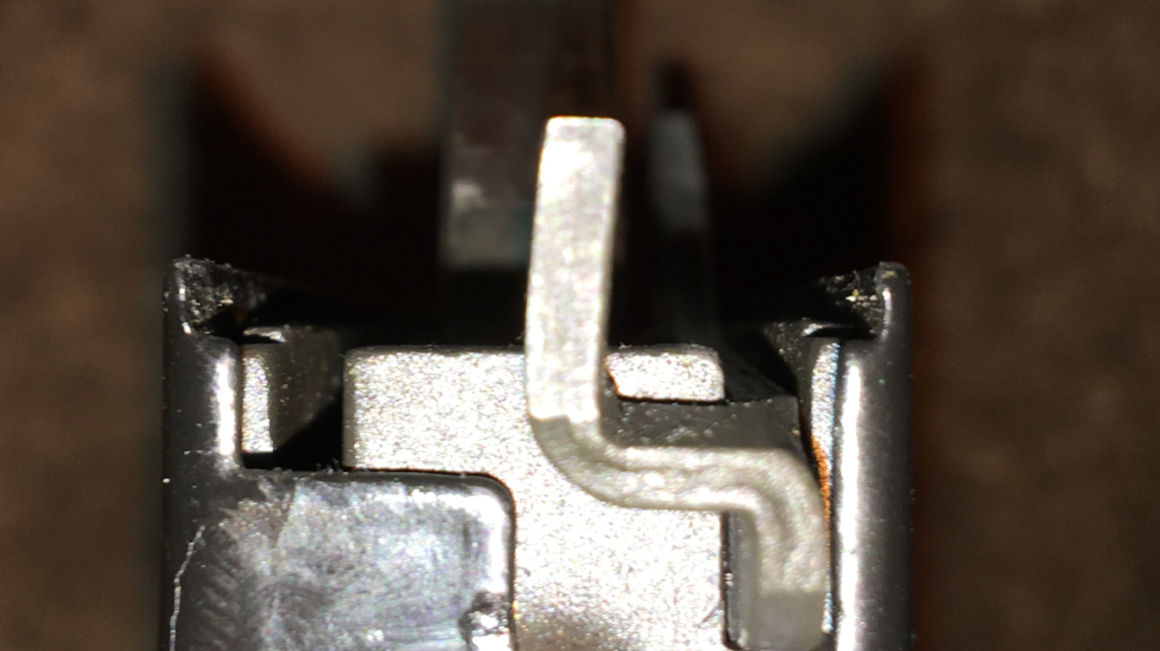 POF-5 Ejector Issue/Question?