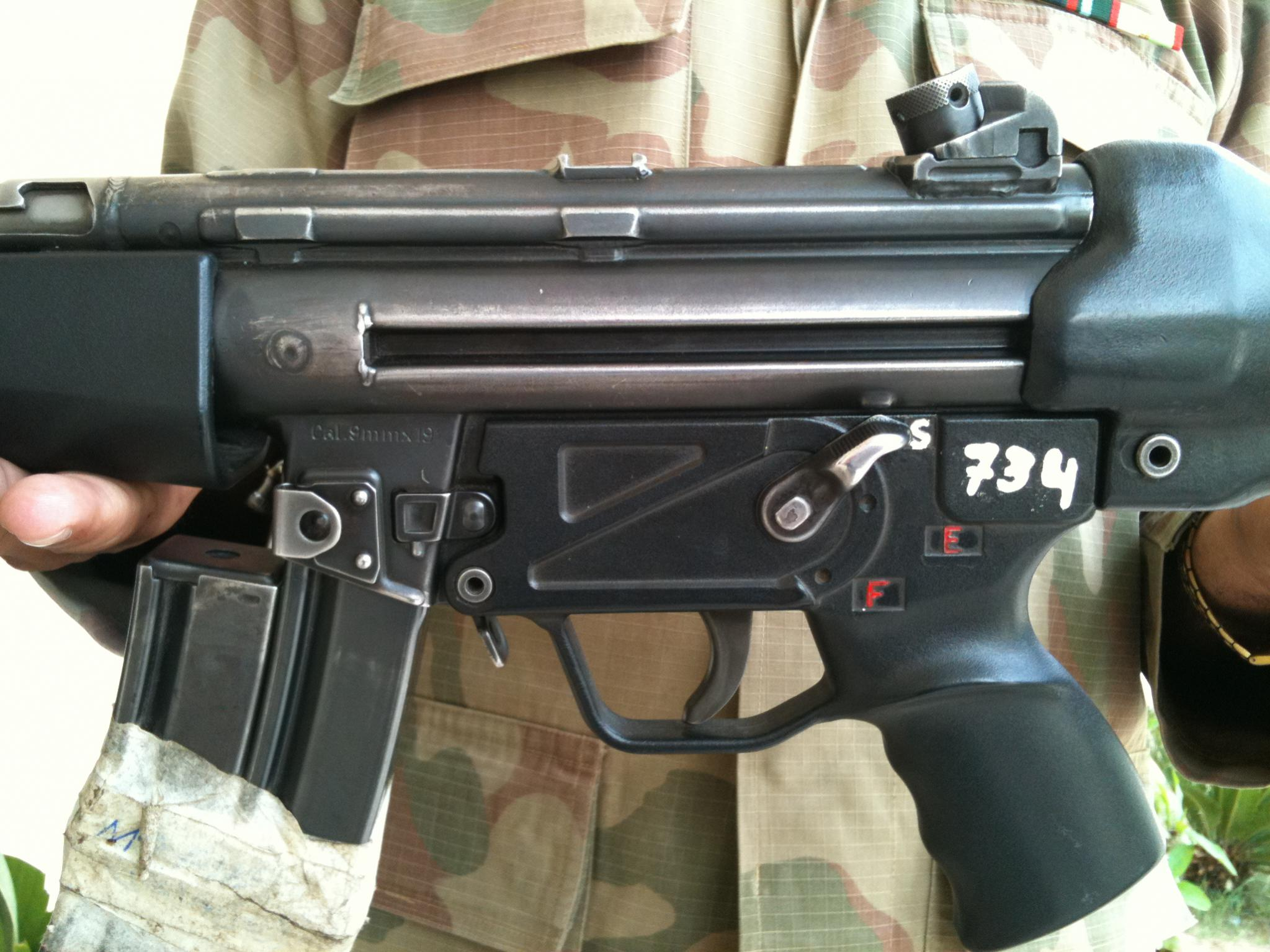 What Is Uber Black >> POF MP5/MP5K in France - Page 3
