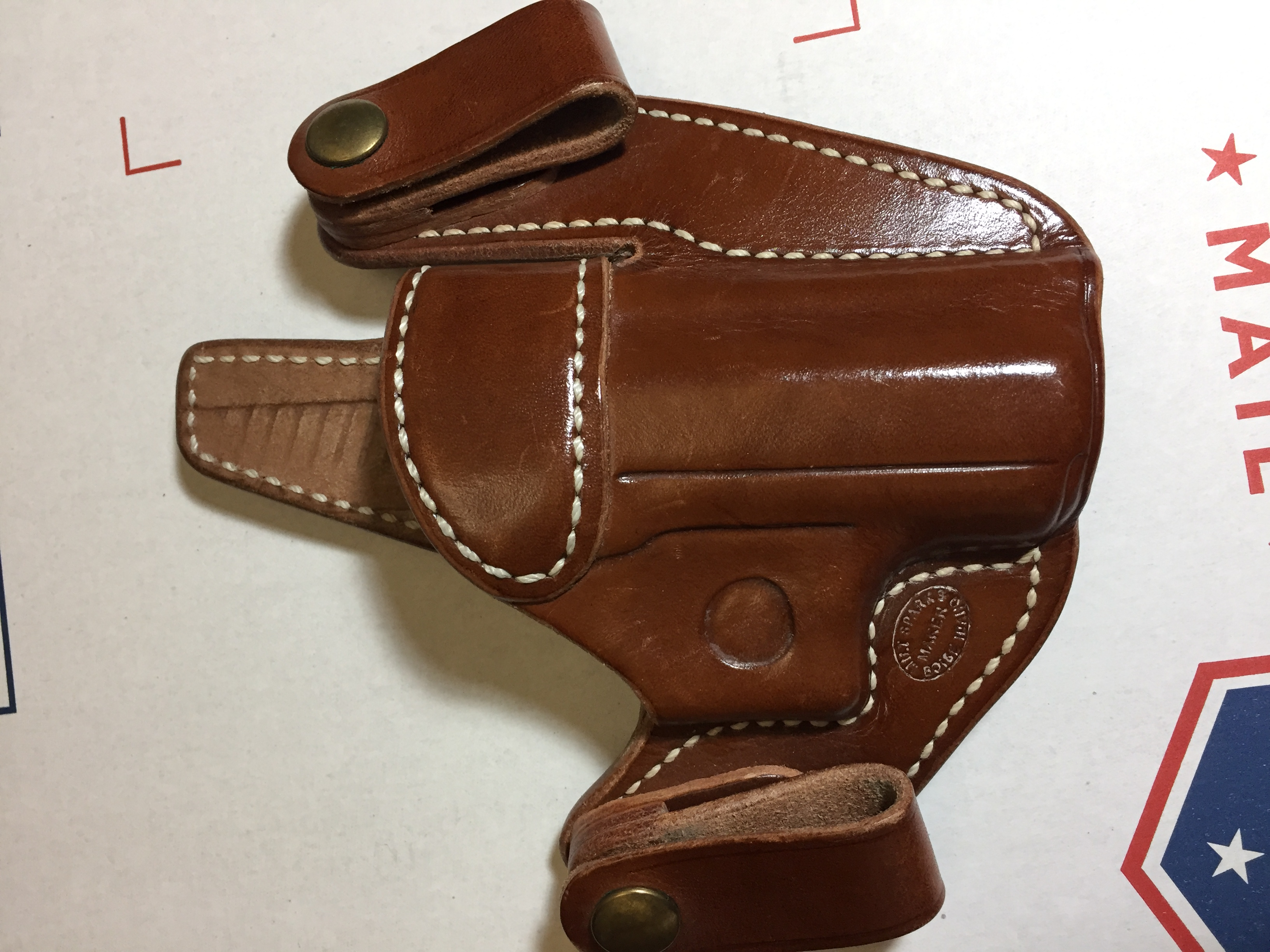 WTS: Several Milt Sparks holsters and a belt-img_0369.jpg