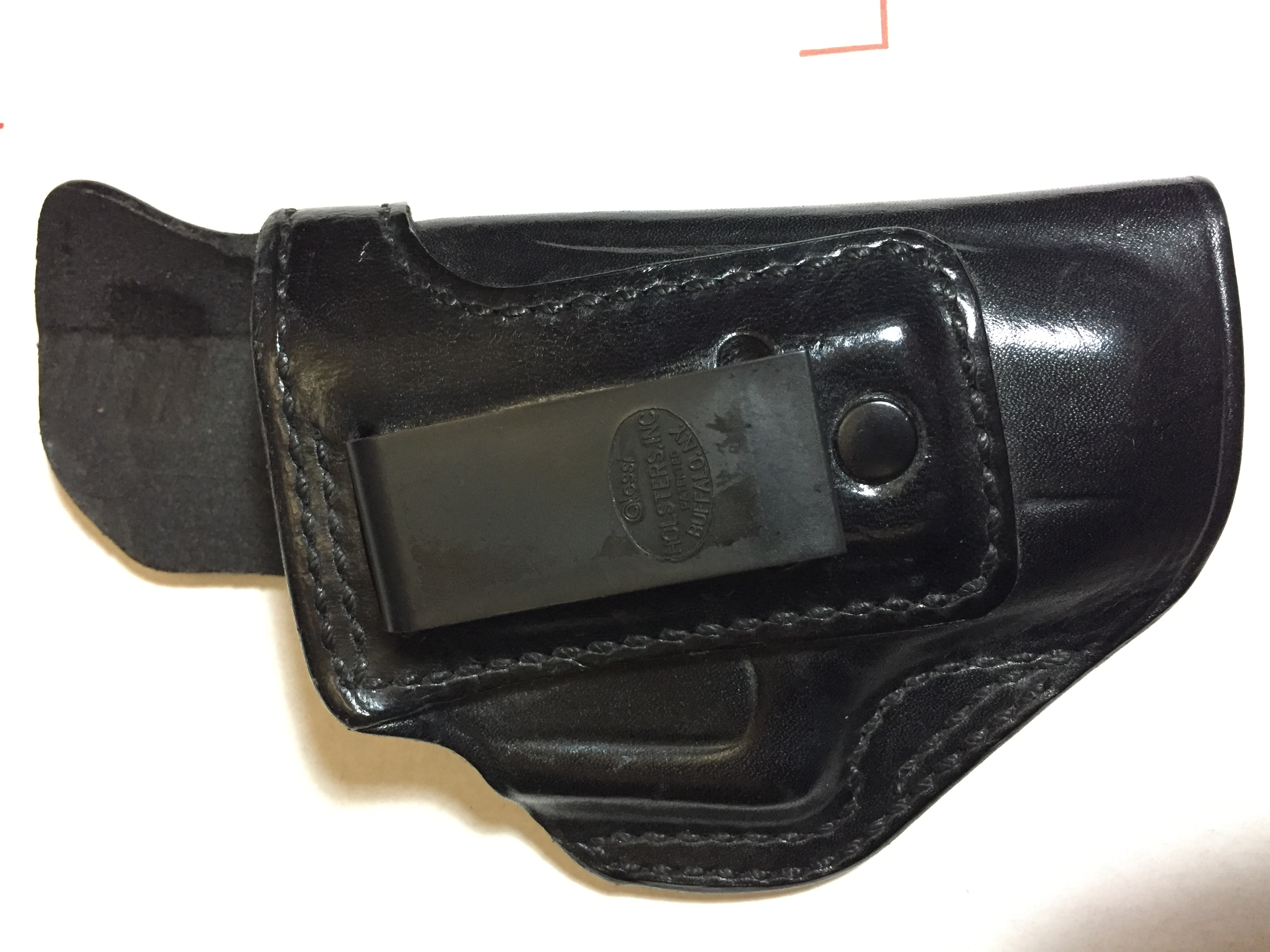 WTS: Several Milt Sparks holsters and a belt-img_0373.jpg