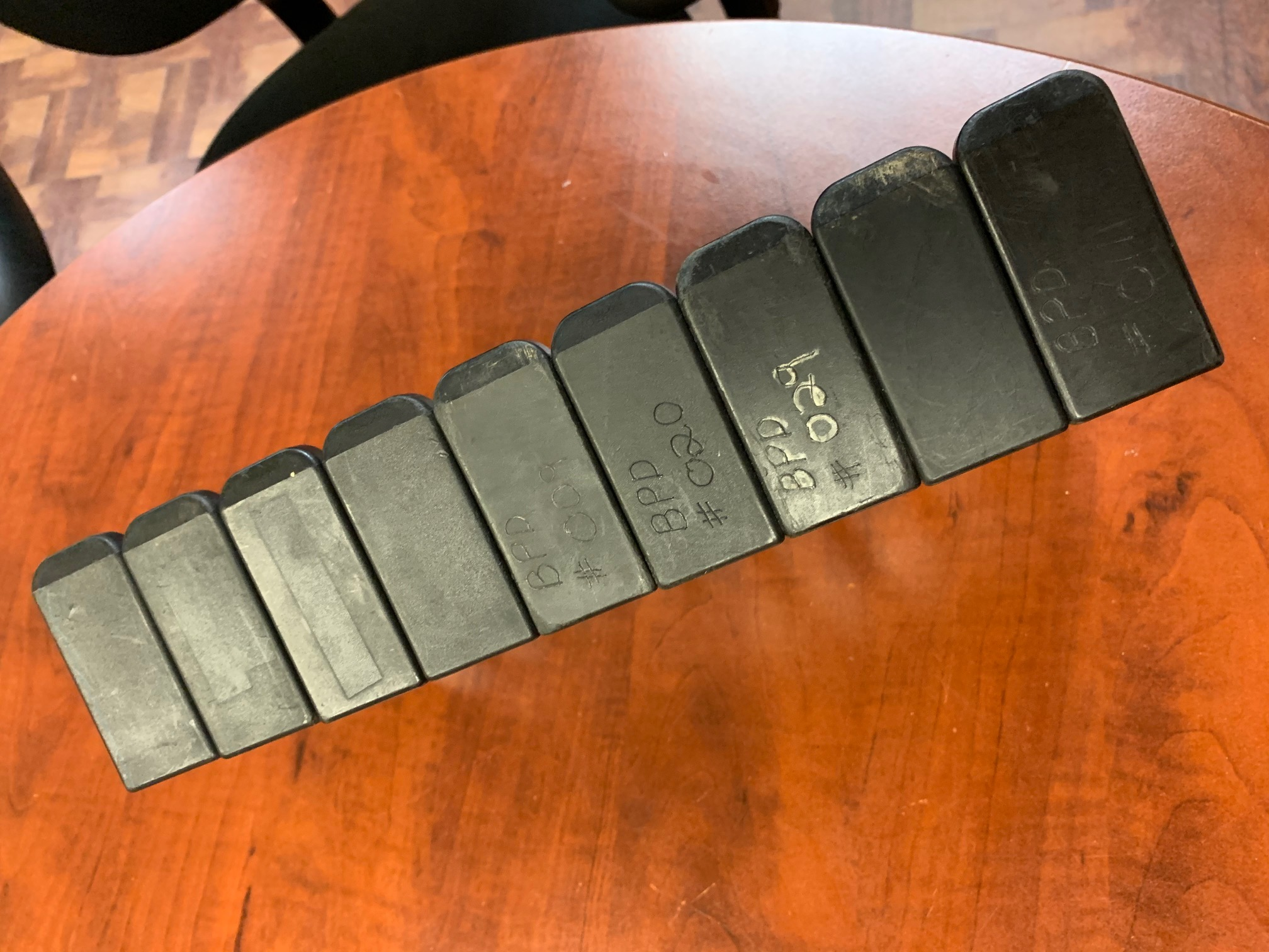 WTS: G36 magazines, MP5 carriers, trigger housings, stocks, pins, parts-img_0563.jpg