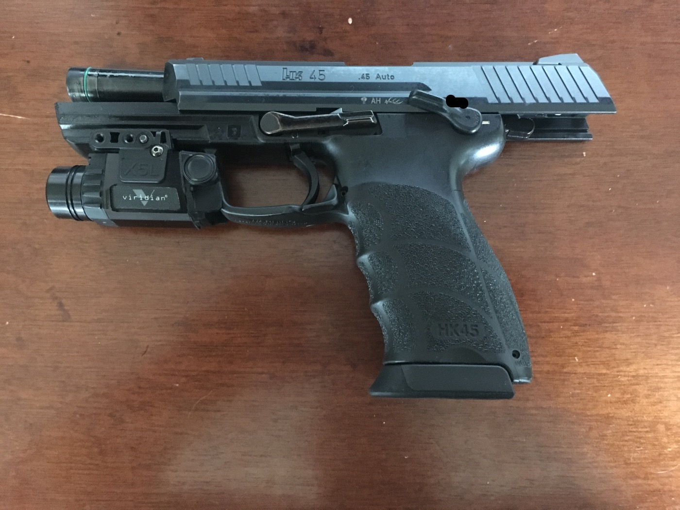 My Experience With Hk45 Hk45c Magazine Extensions