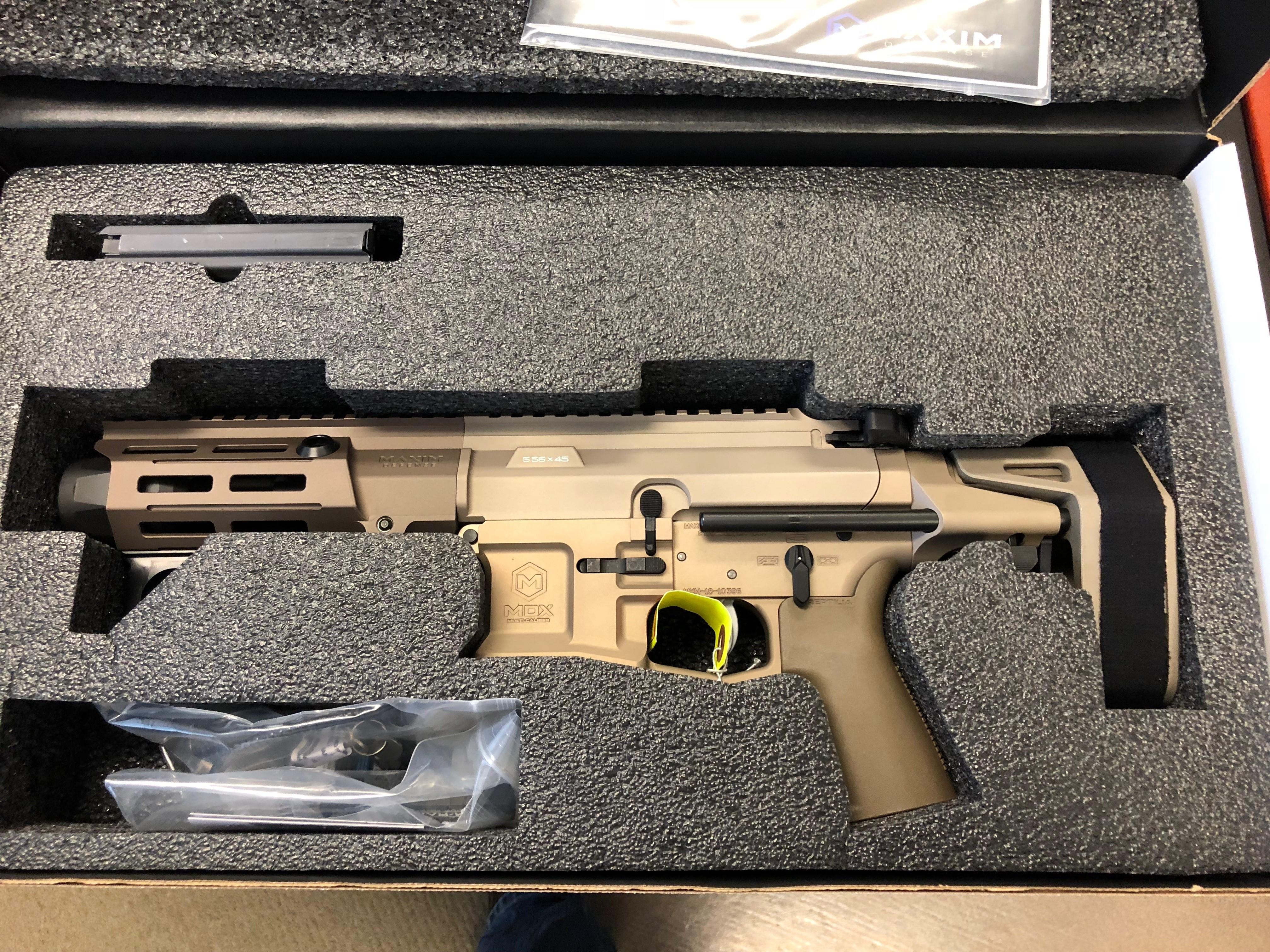 WTS: Maxim Defense PDX Pistol 5.56-img_2455.jpg