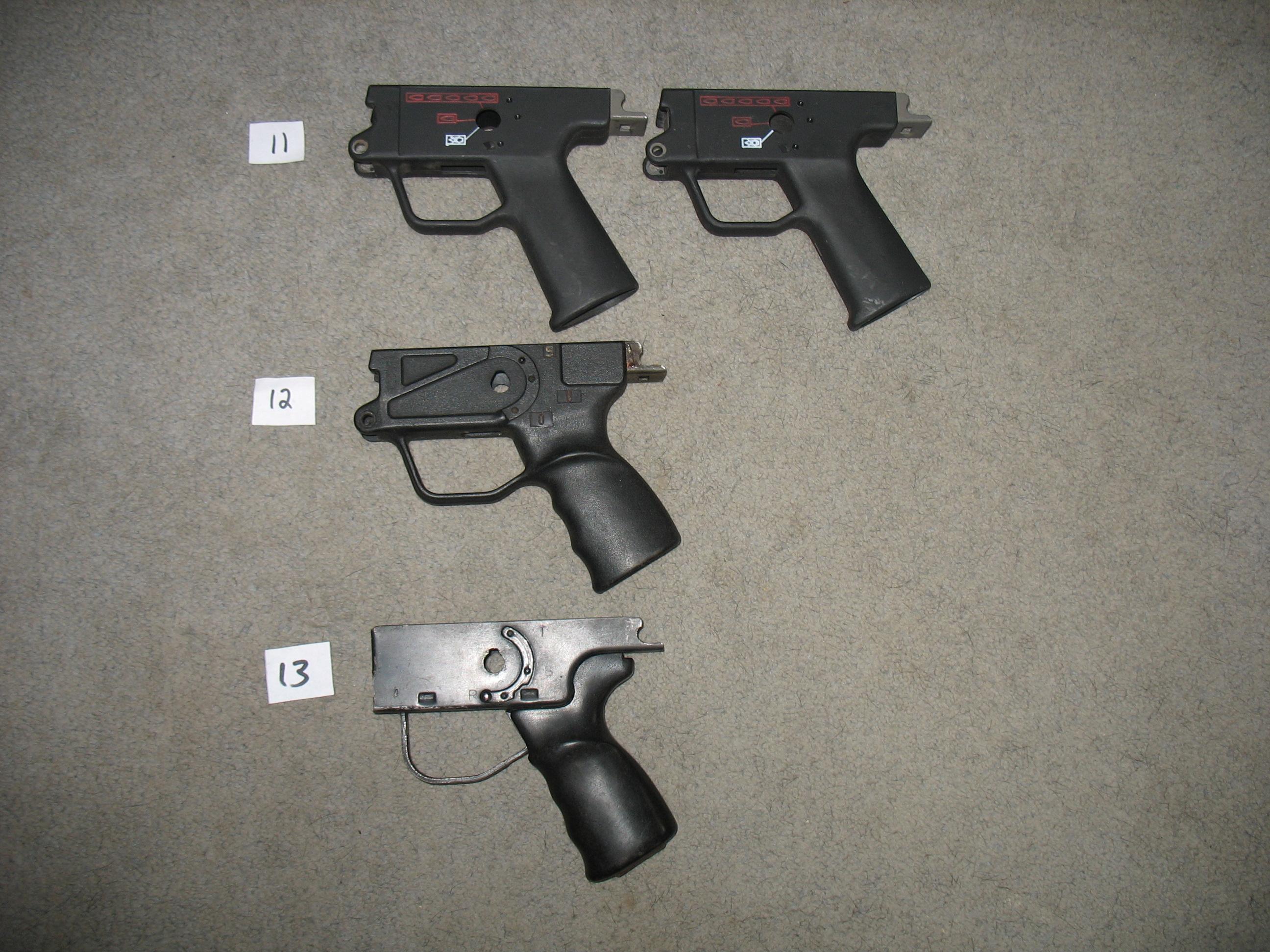 Wts Parts For Ump Mp5 Hk94 Mp5k Sp89 91 G3 Usp