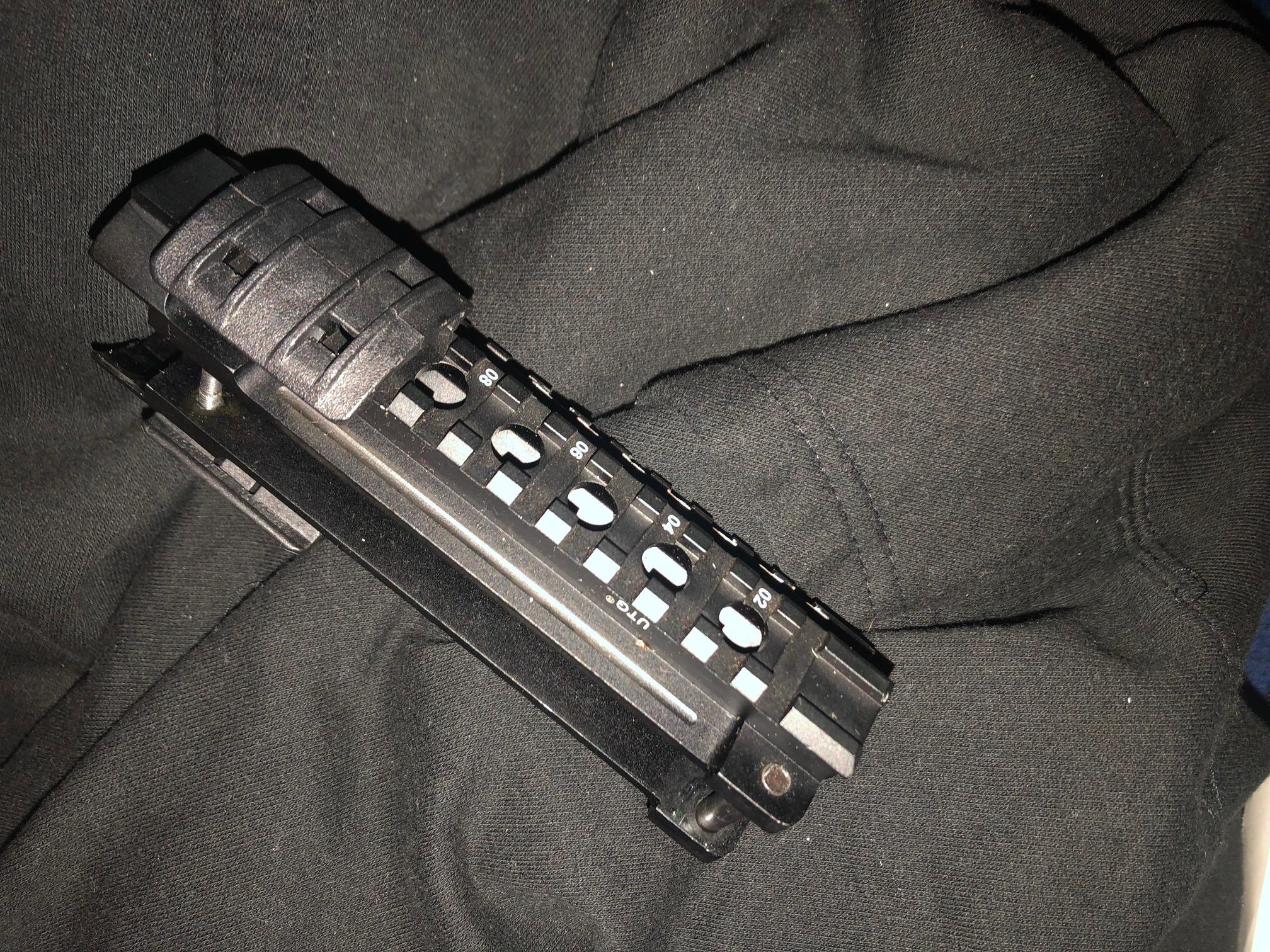 WTS:  HK94 MP5SD shroud, 80% lower, UTG rail, etc-img_3880.jpg
