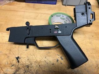 WTS/WTT: HK USC to UMP lower - Magwell opened for USC w/ Magpul ACR Stock adapter-img_4087.jpg