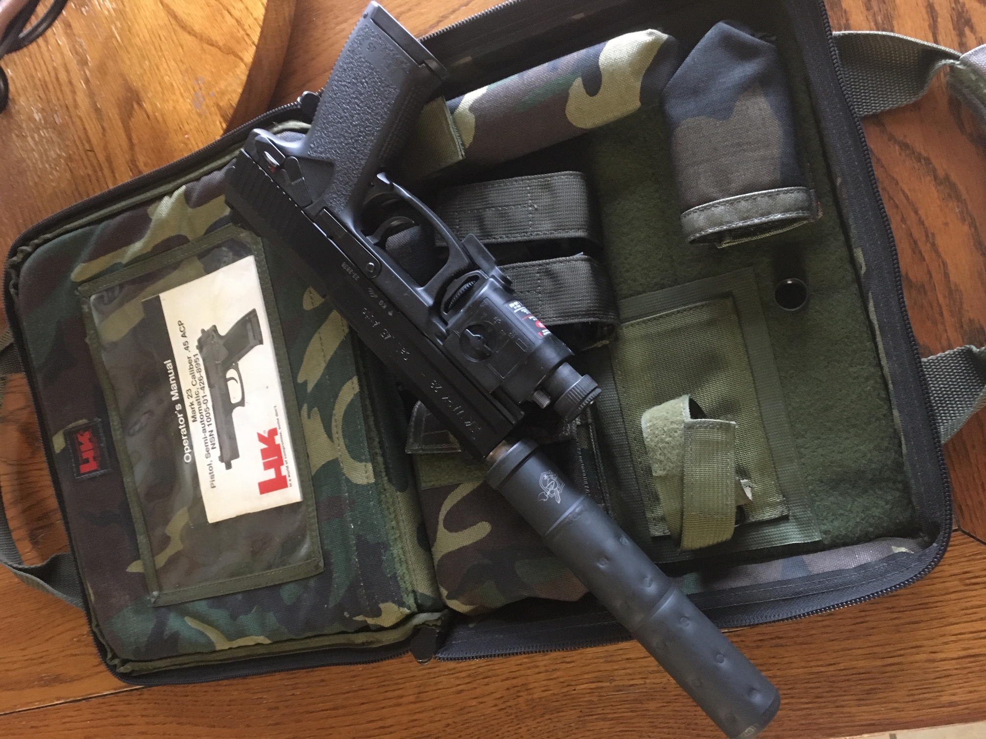 WTS: 1996 KG MARK 23 pistol, camo case, KAC suppressor and LAM package-img_4523.jpg